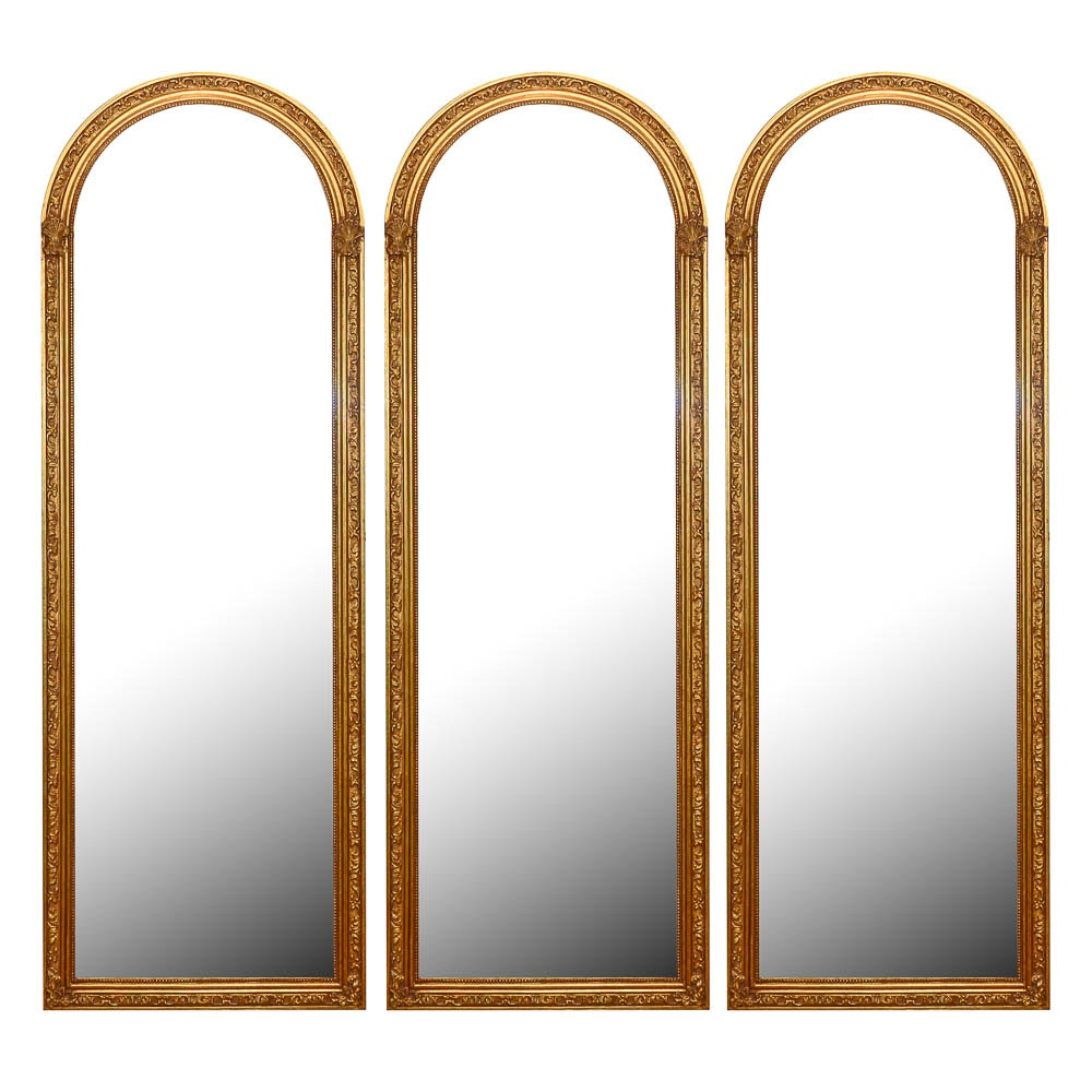 Tall Arched Wall Mirrors