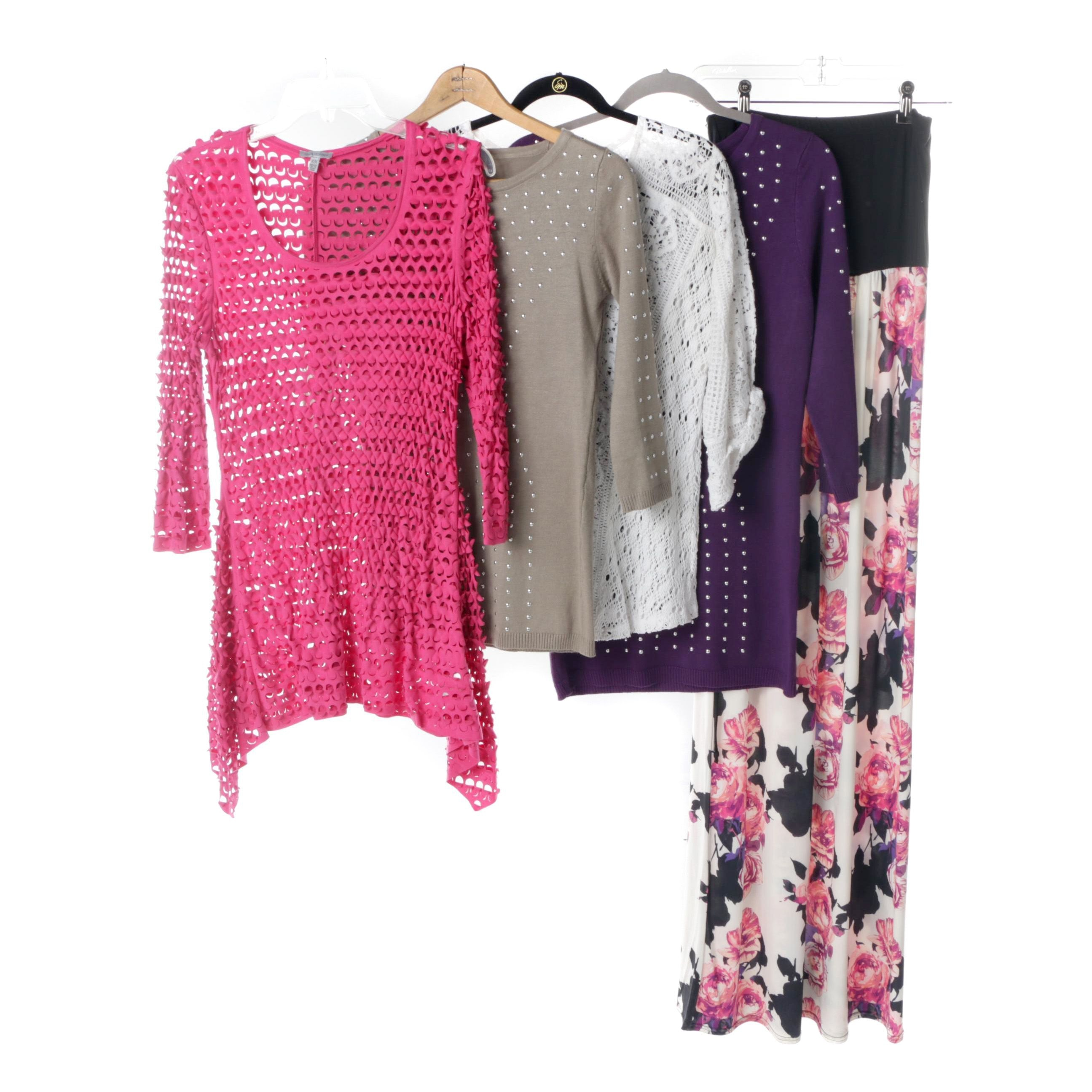 Shirts and Dresses