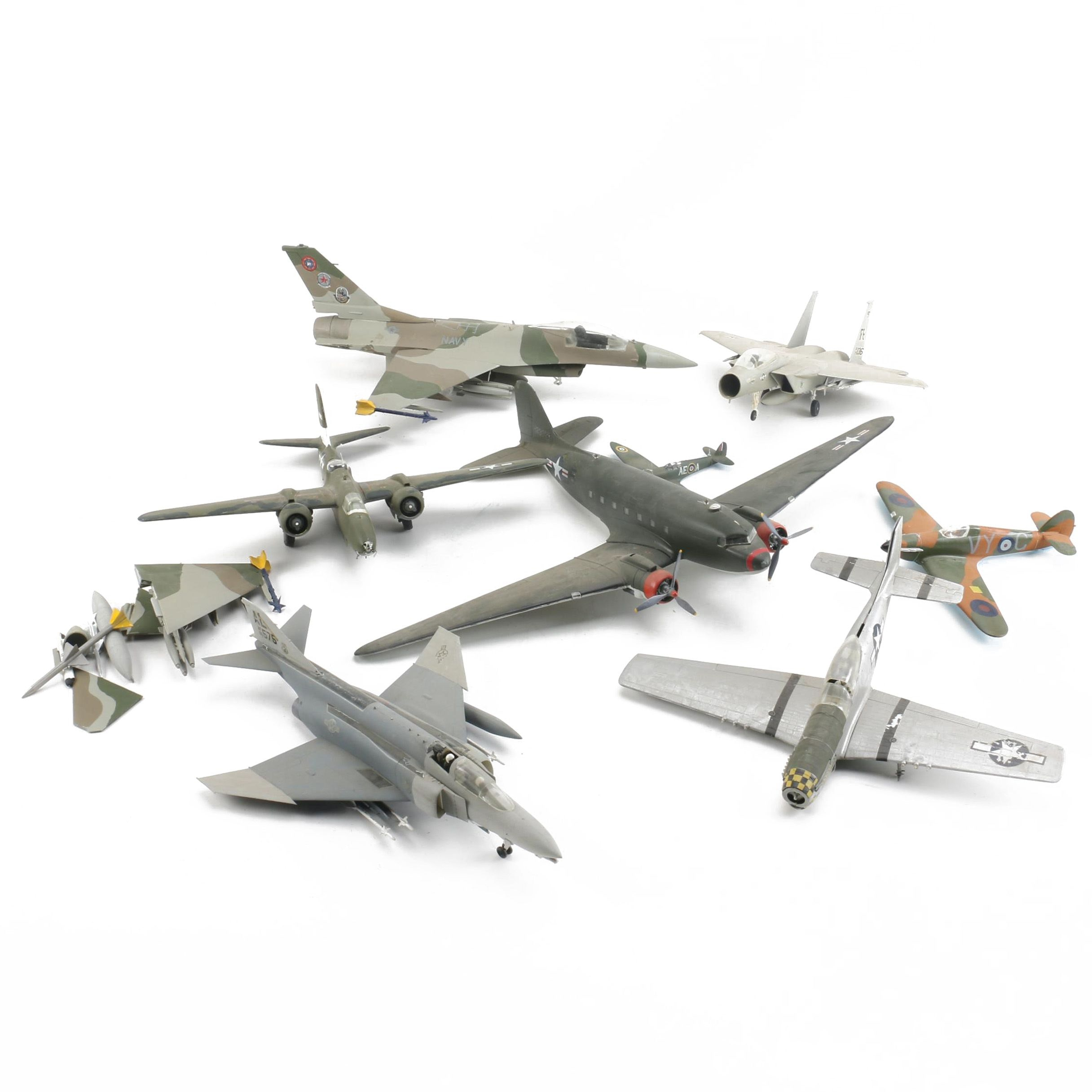 Toy Military Aircraft