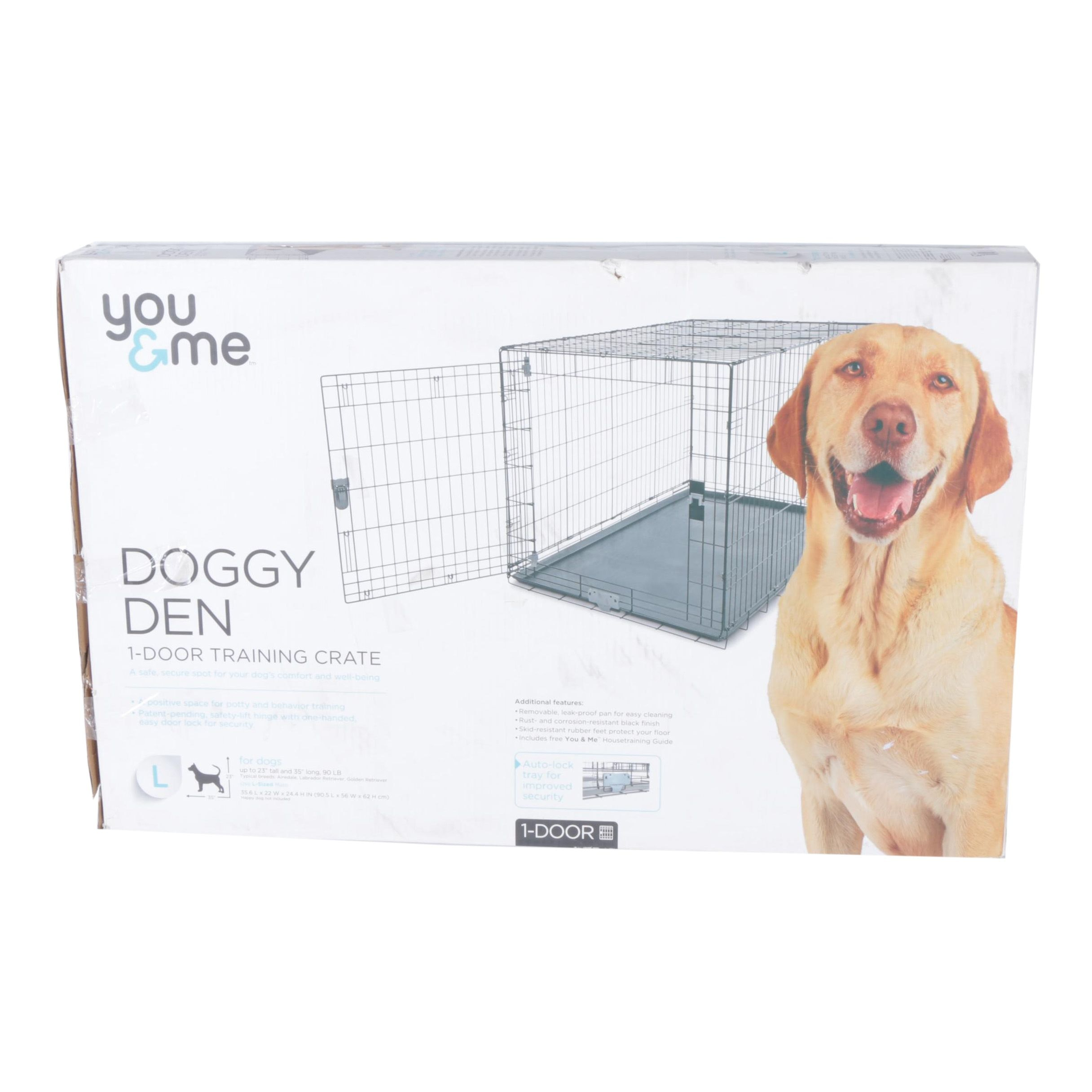 Doggy Den Cage by You & Me