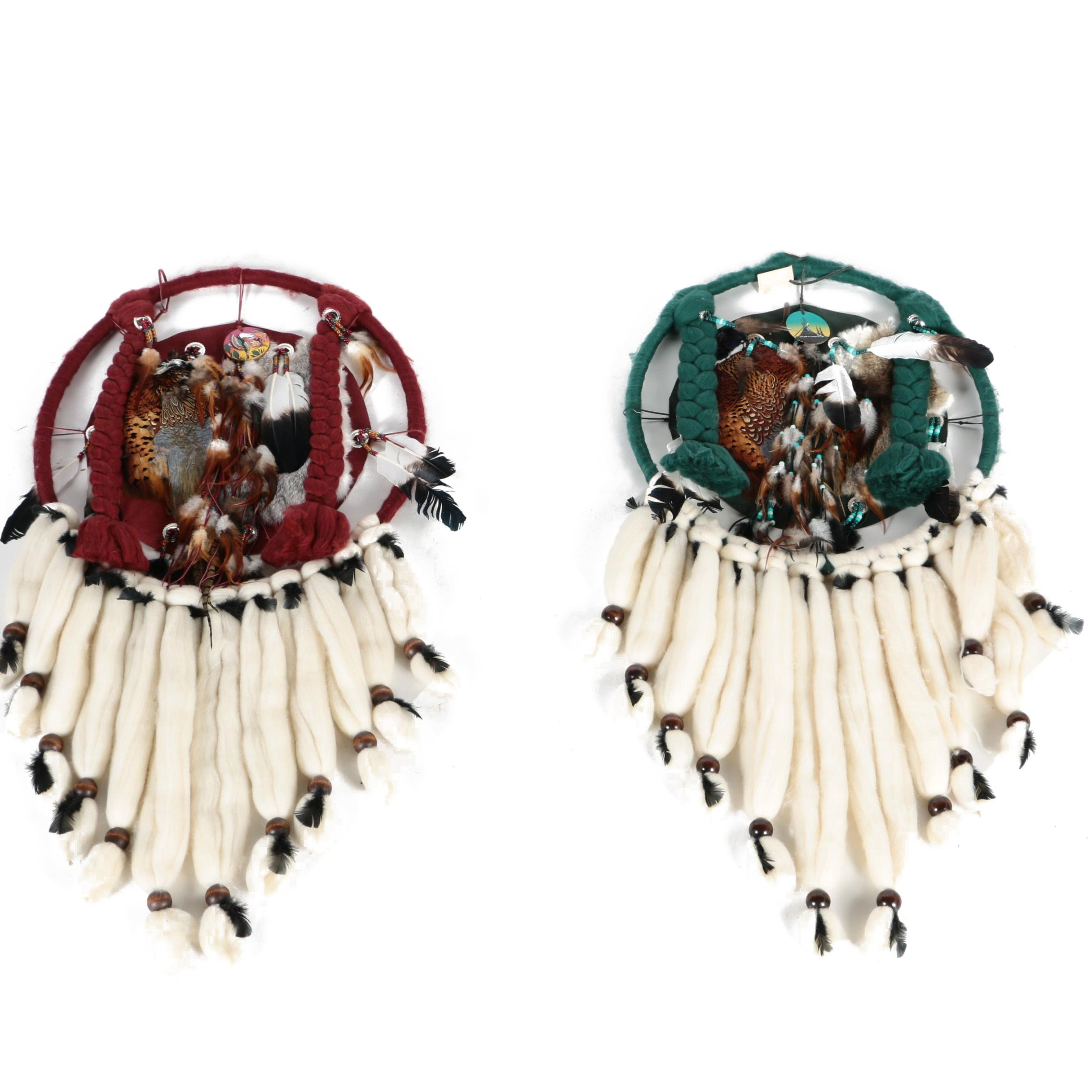 Native American Inspired Dream Catchers