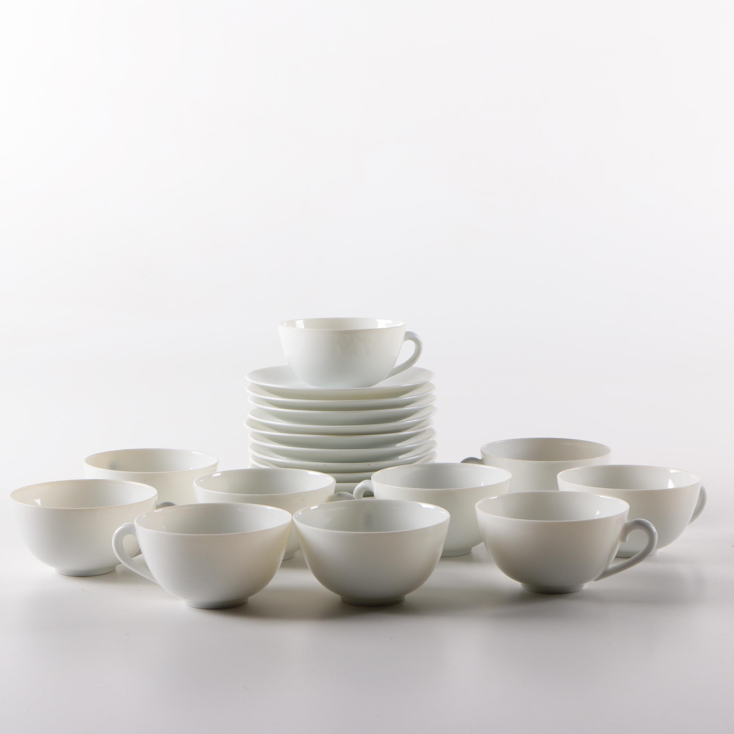 Vintage Epiag Tea Cups and Saucers