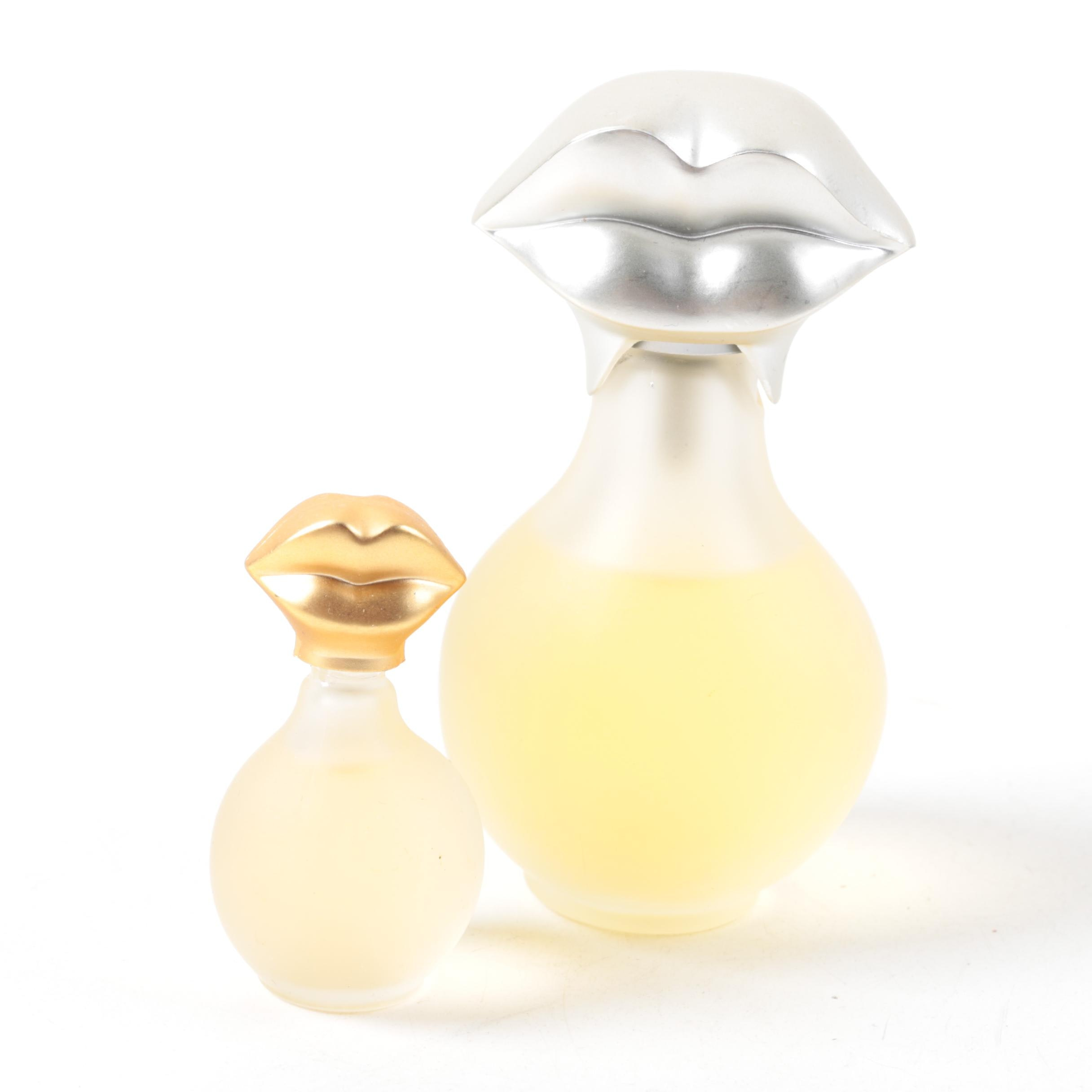 "Salvador Dali ""Dalimix"" and ""Dalimix Gold"" Perfume"