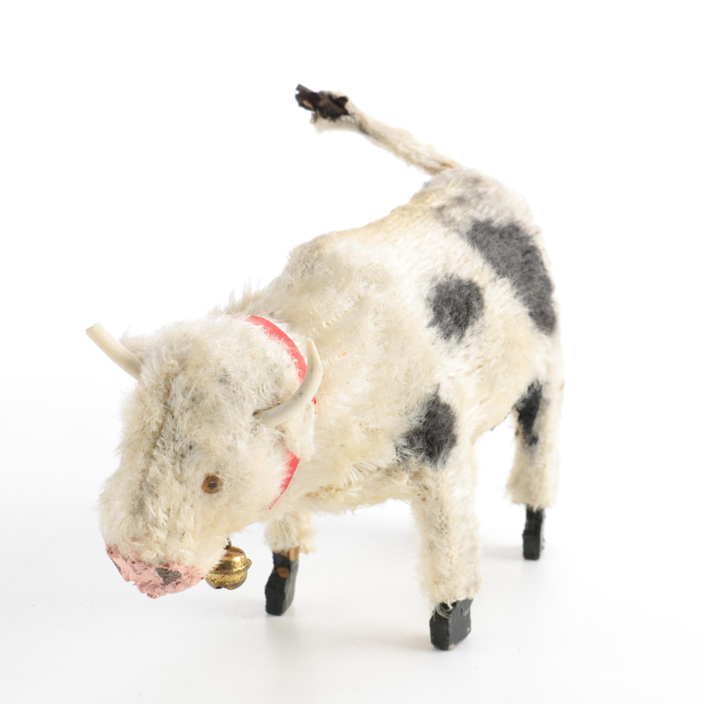 Schuco Wind-Up Cow