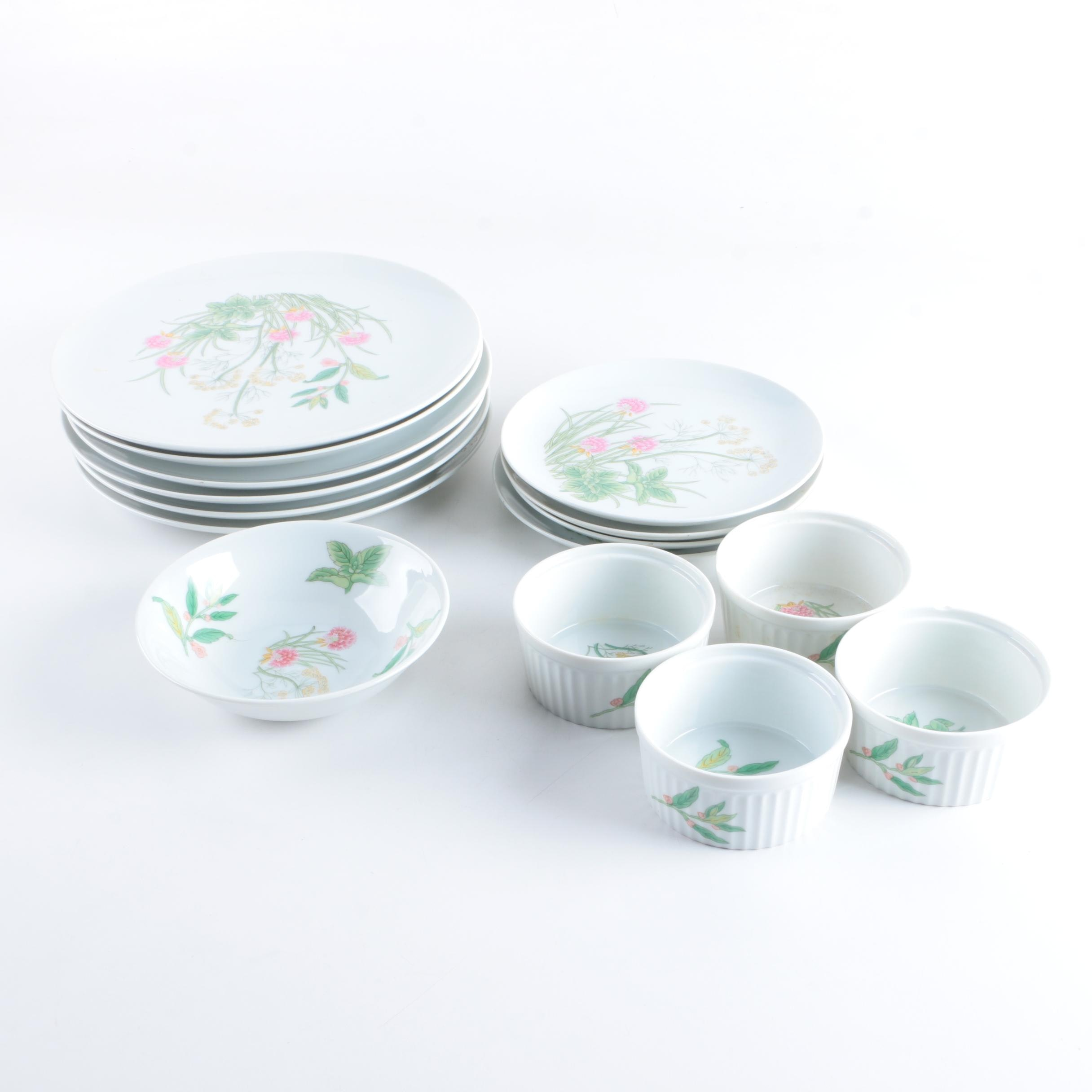 "Shafford ""Herbs & Spices"" Tableware"