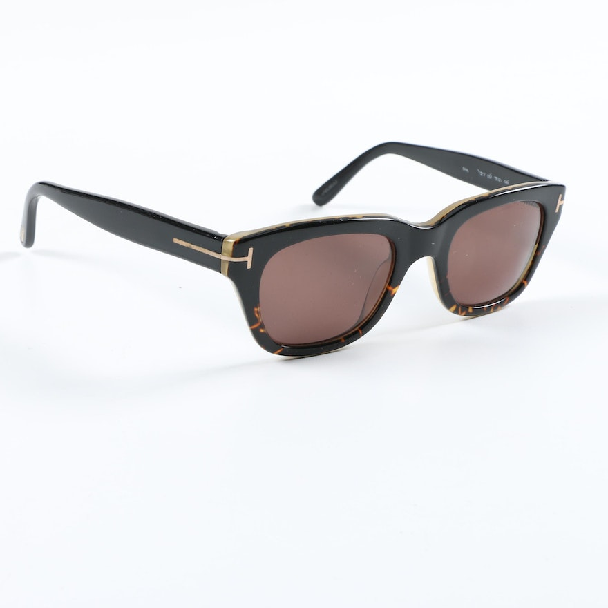 140ccf70962 Tom Ford Snowdon Sunglasses   EBTH