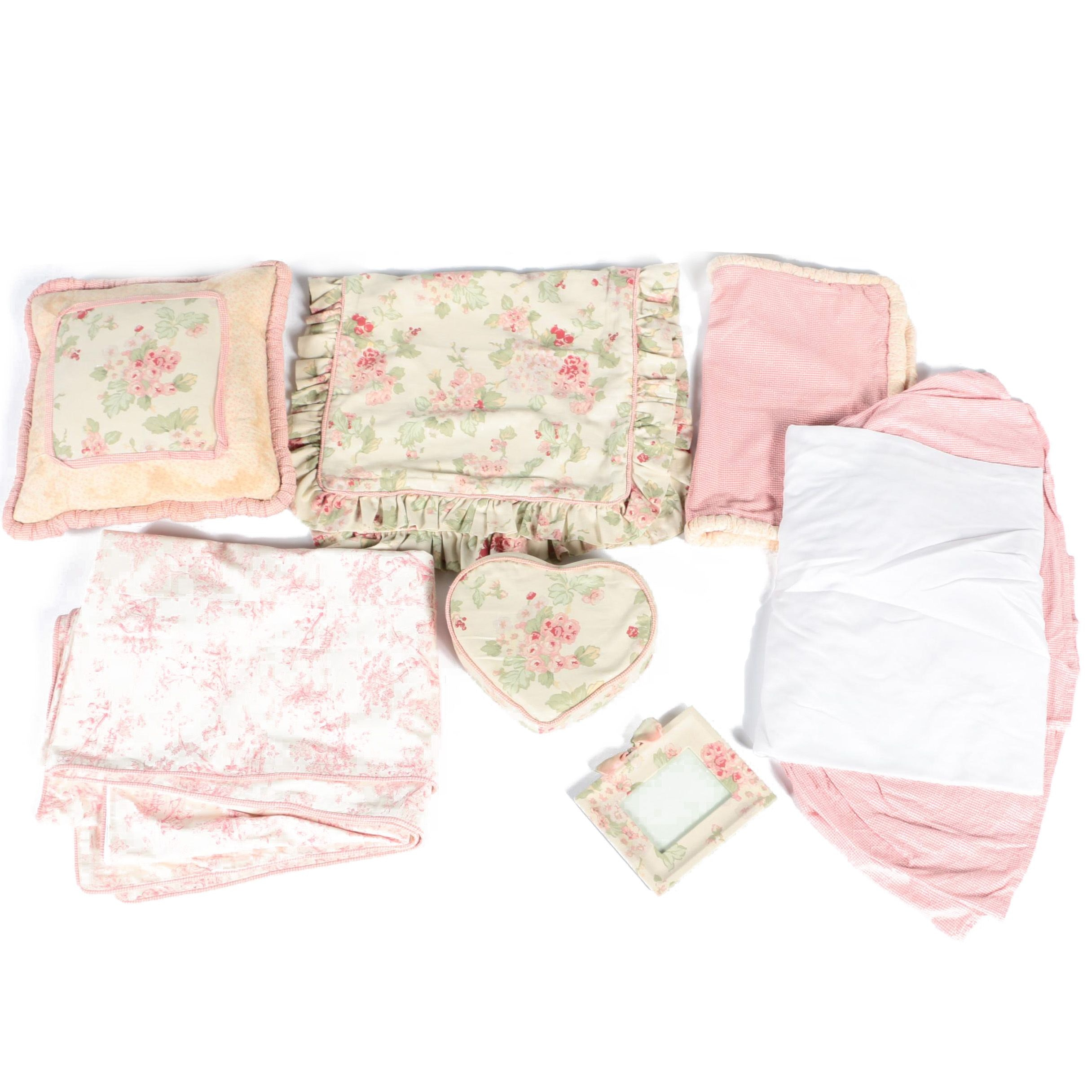 Duvet Cover with Coordinating Accessories