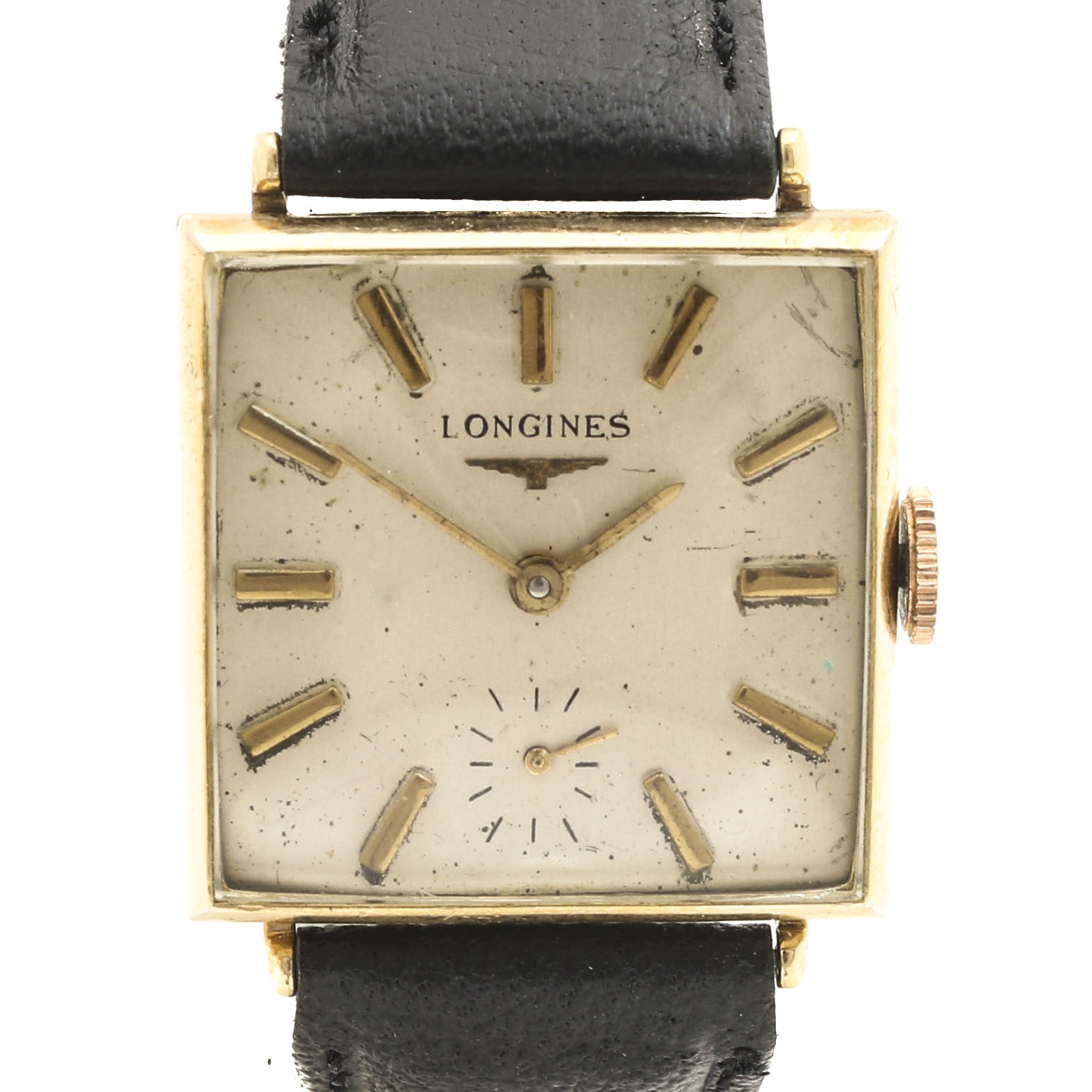 Vintage Longines Gold Filled Wristwatch