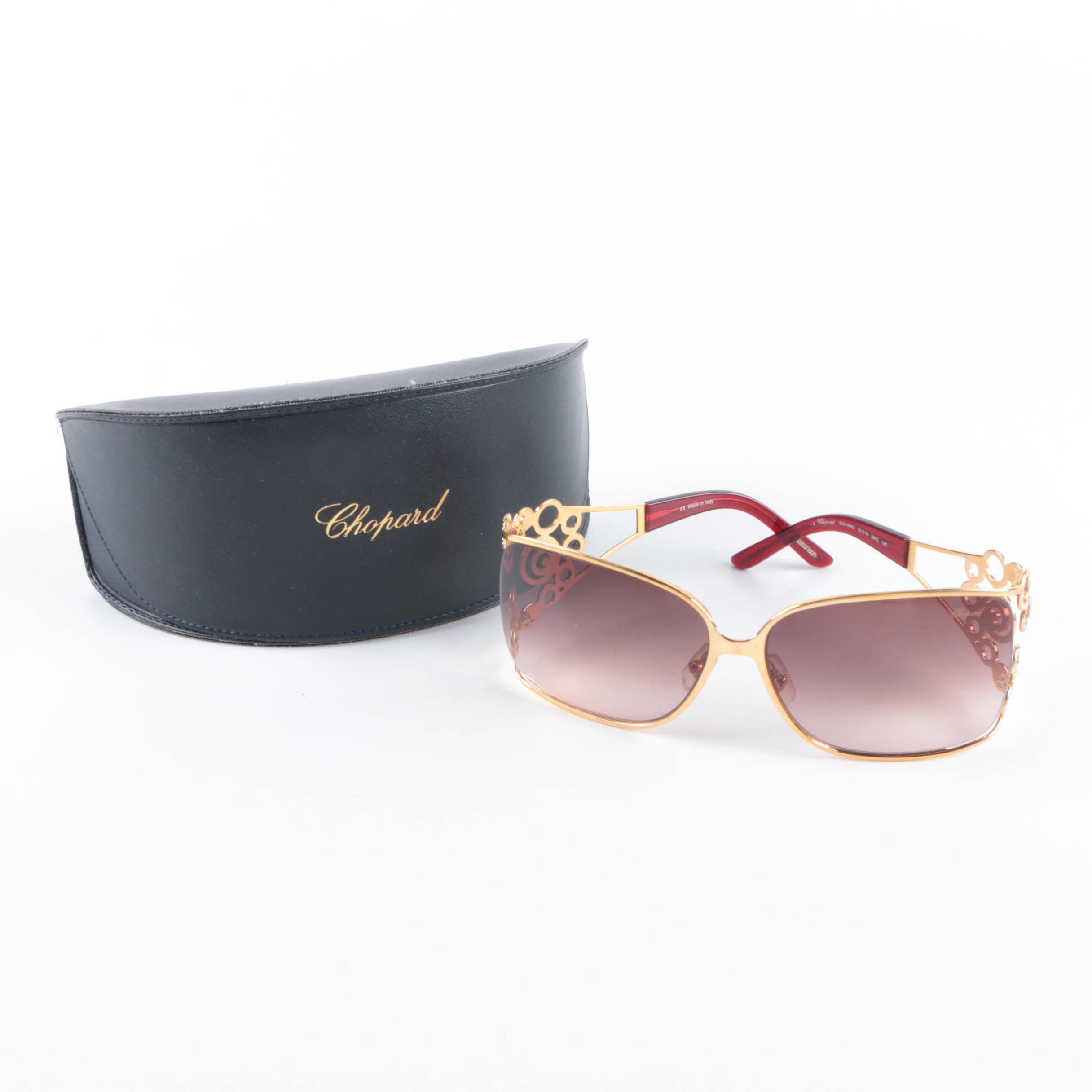 Chopard Sunglasses with Case