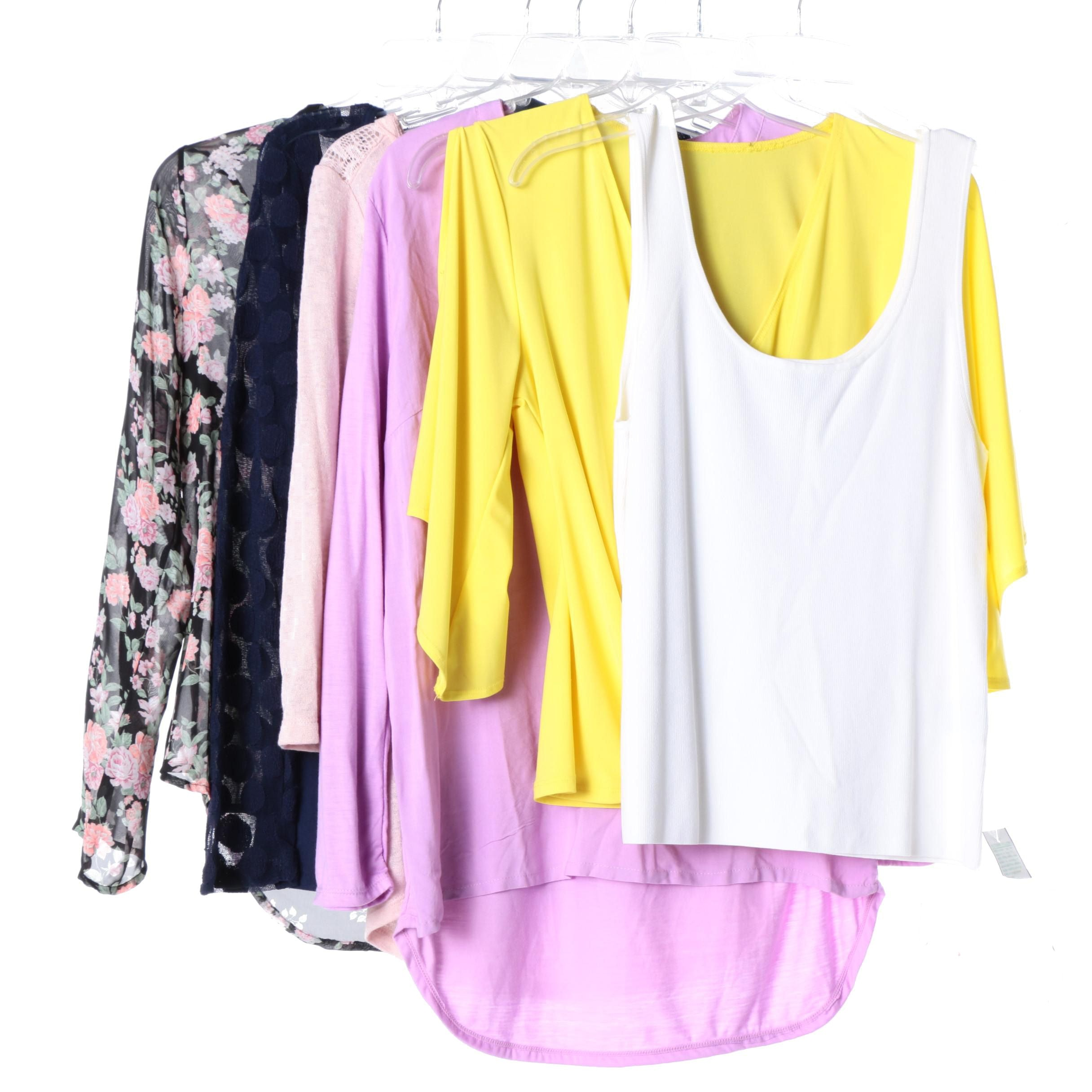 Women's Blouses and Tops