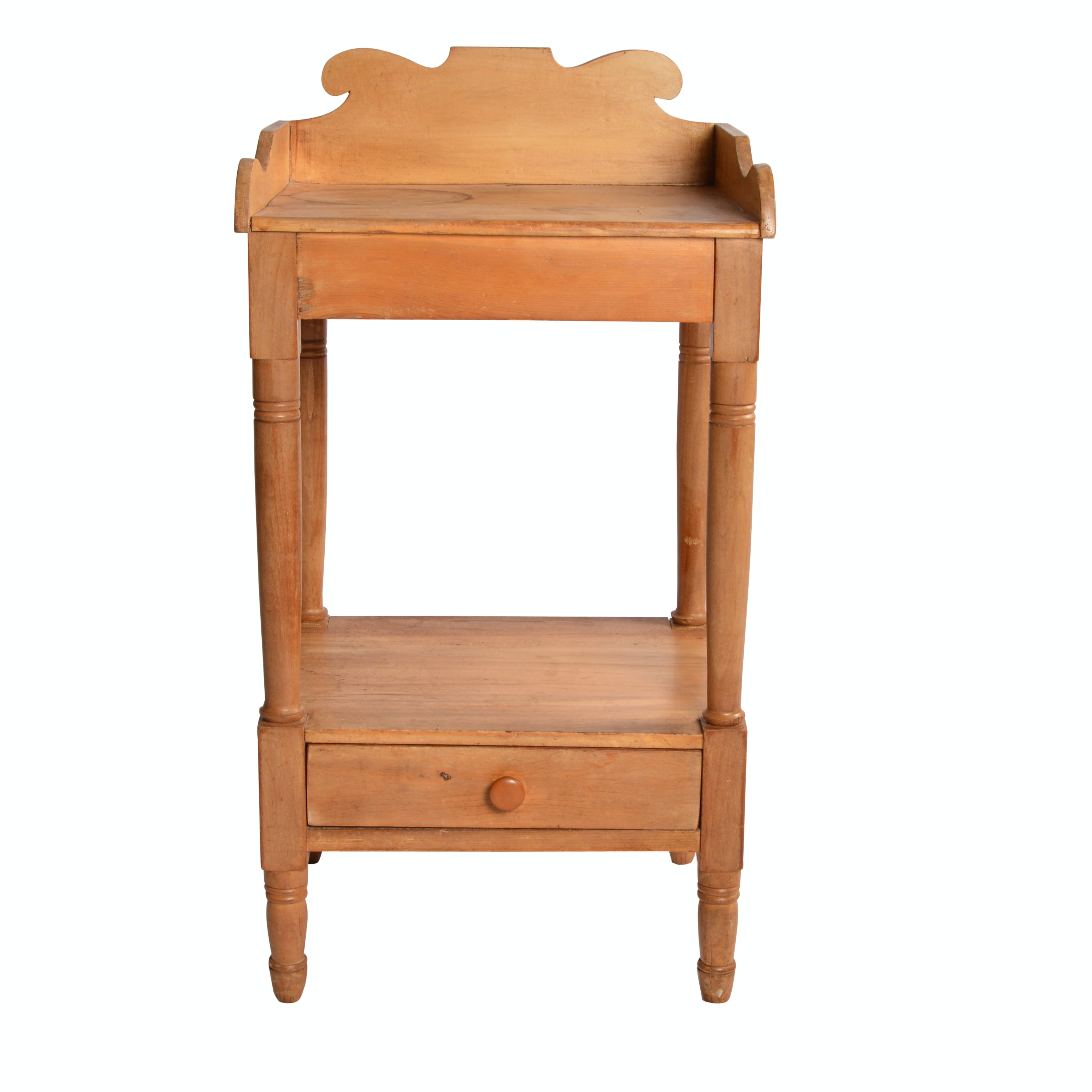 Antique Sheraton Style Wash Stand