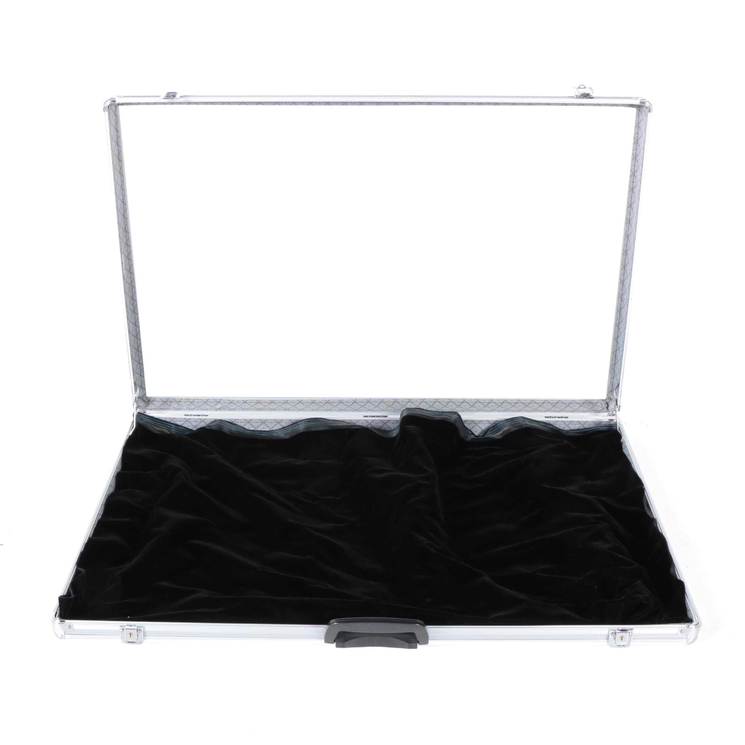 Display Case with Clear Front