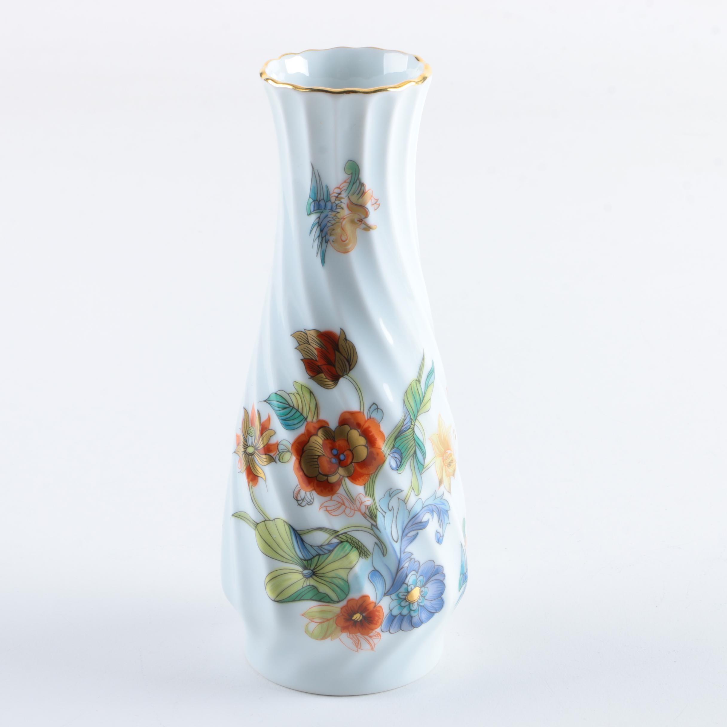 Haviland Limoges Porcelain Vase