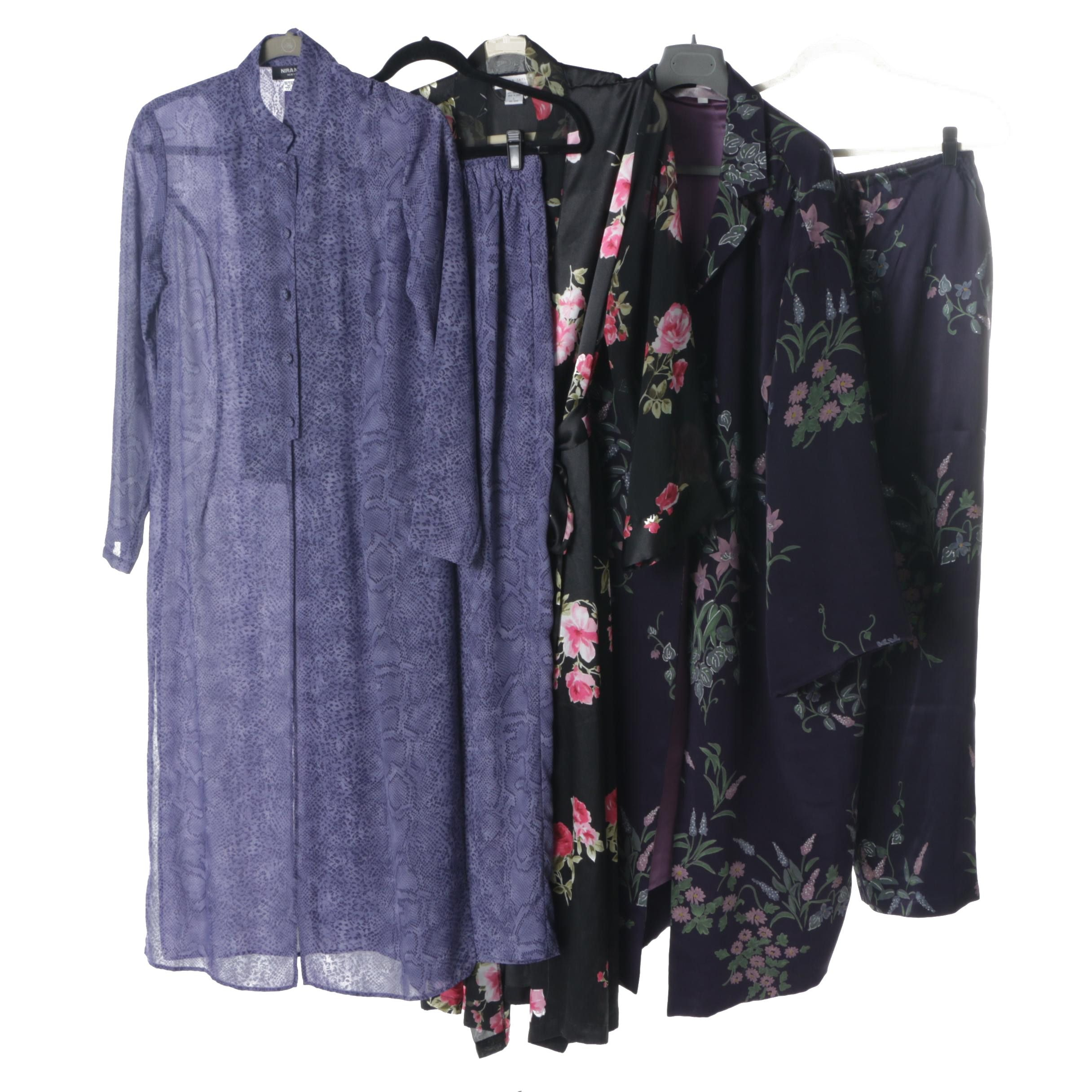 Women's Sleepwear and Robes Including Victoria's Secret