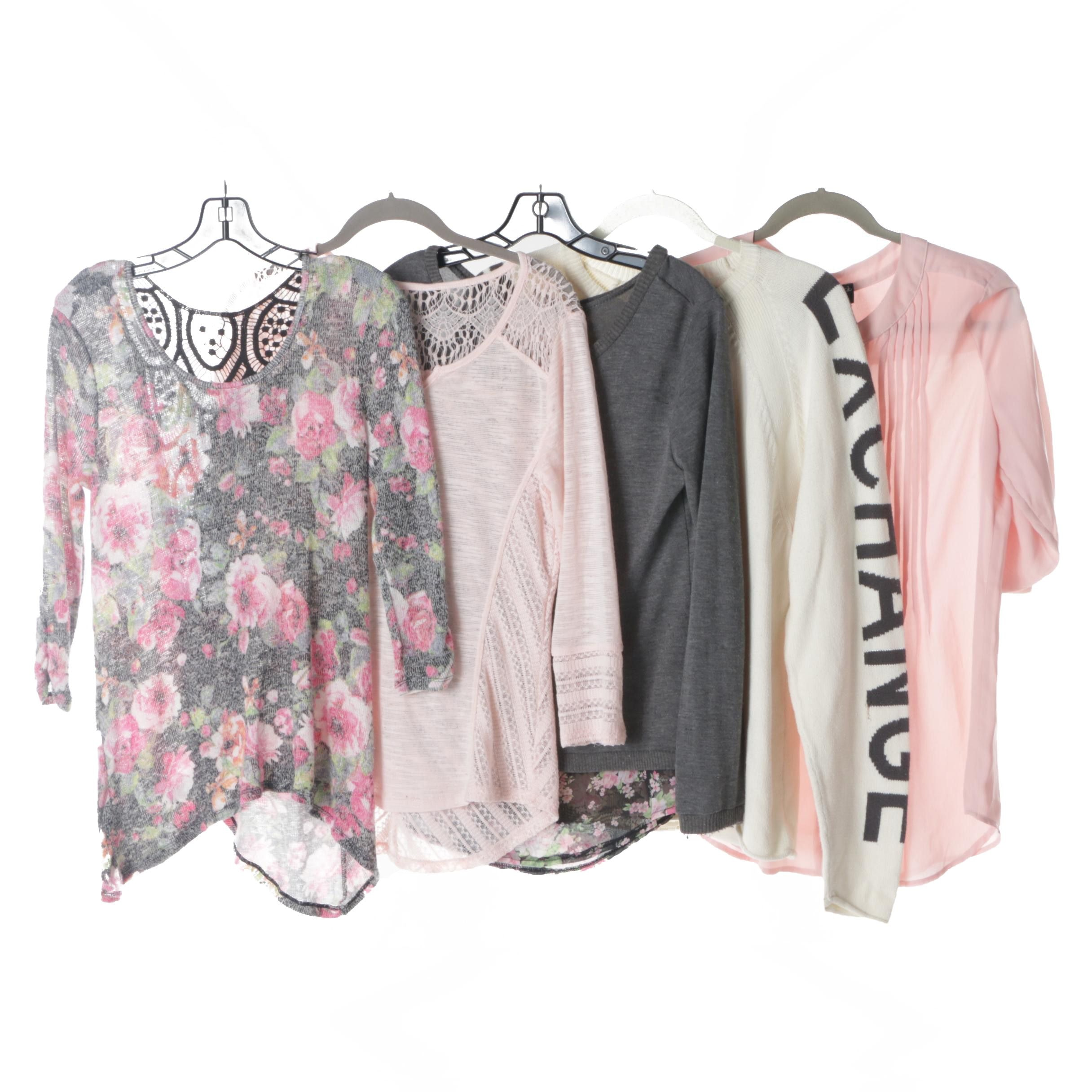 Women's Tops, Including AX Armani Exchange