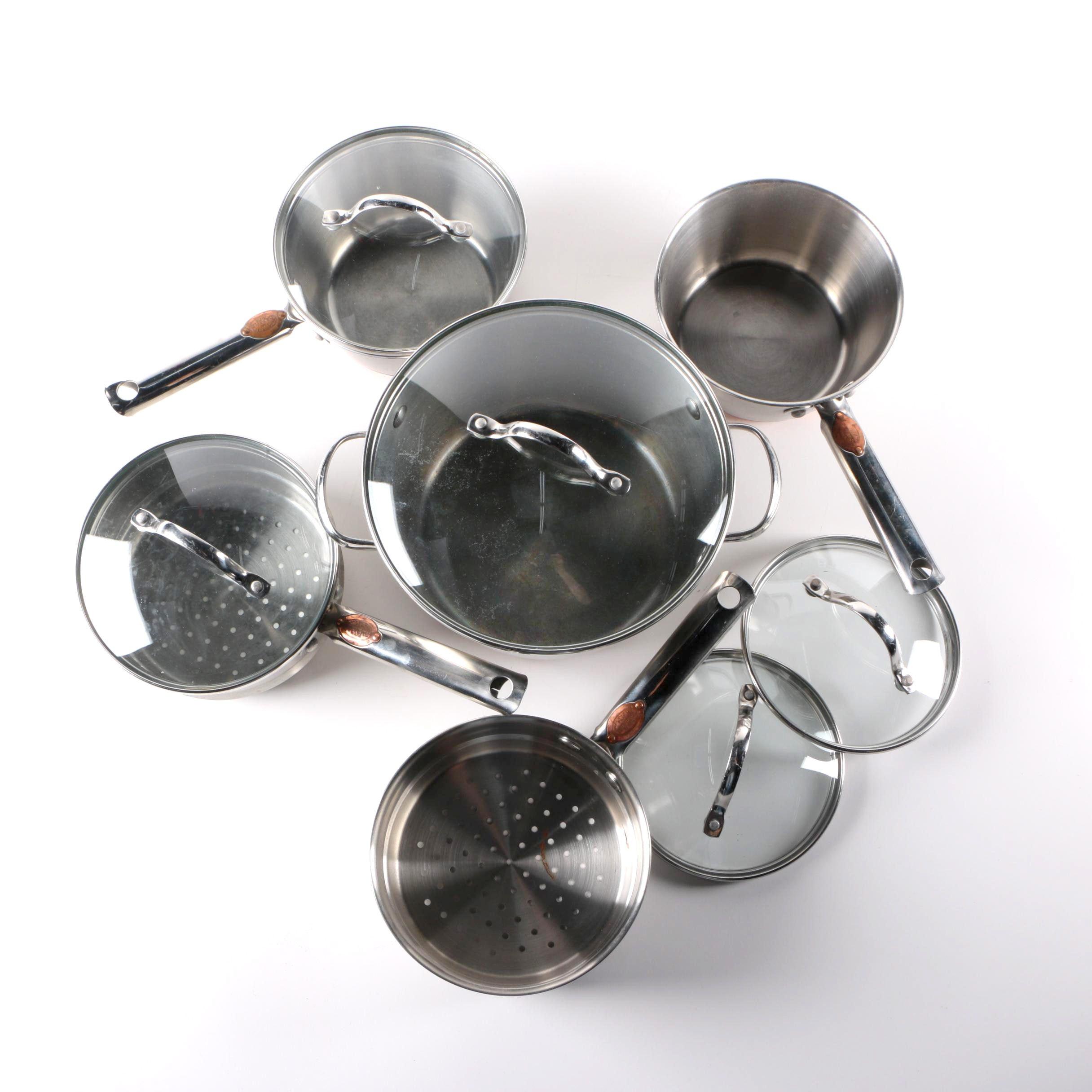Paul Revere Cookware Set