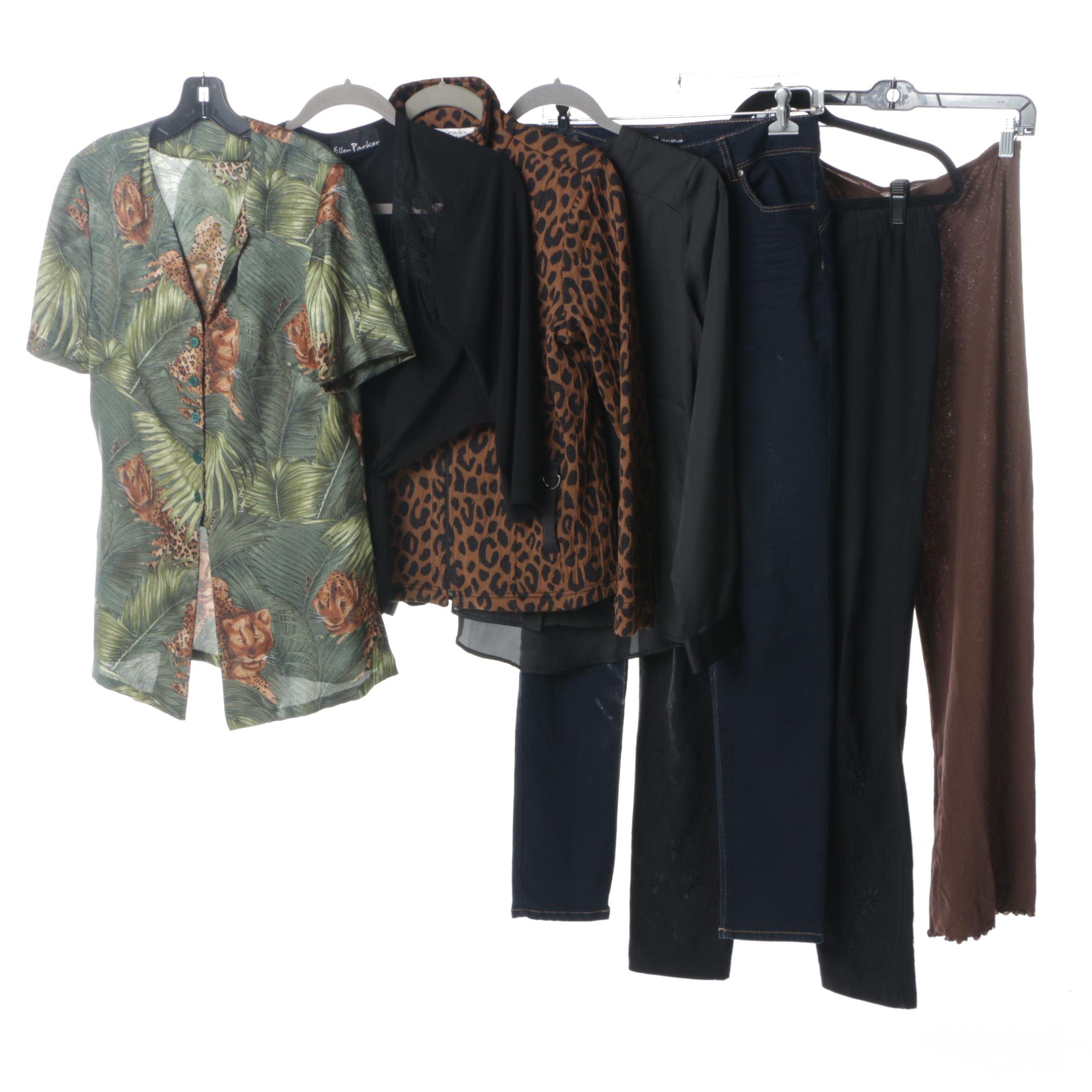 Women's Clothing, Including Ellen Parker