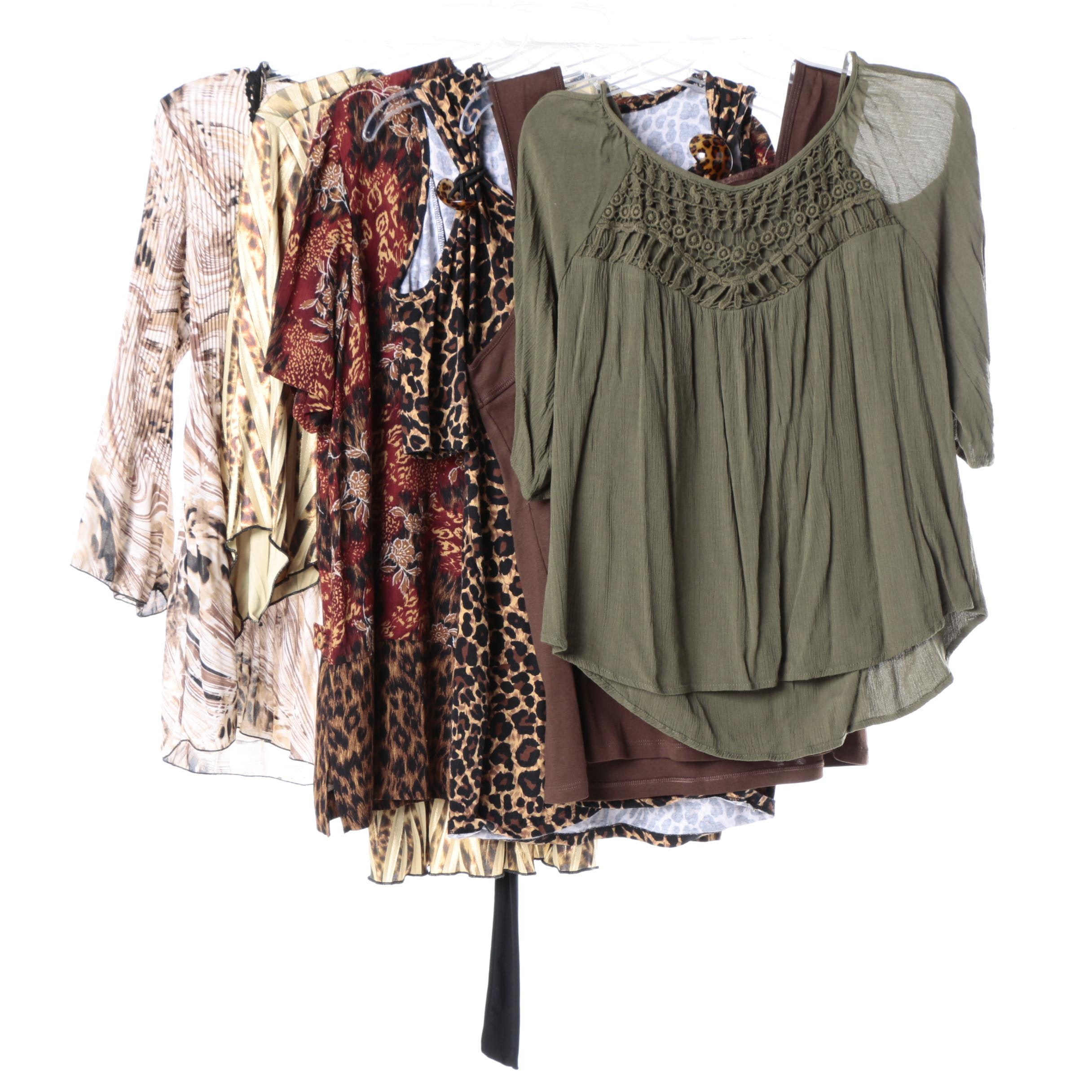 Women's Tops, Including Requirements