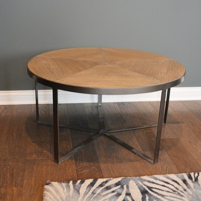Gabby Home Round Coffee Table