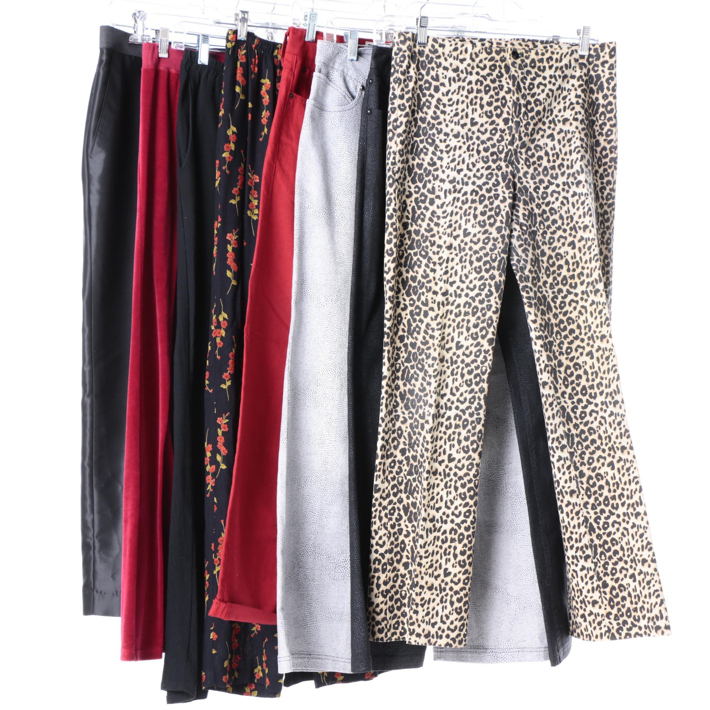 Women's Pants Including Levi's
