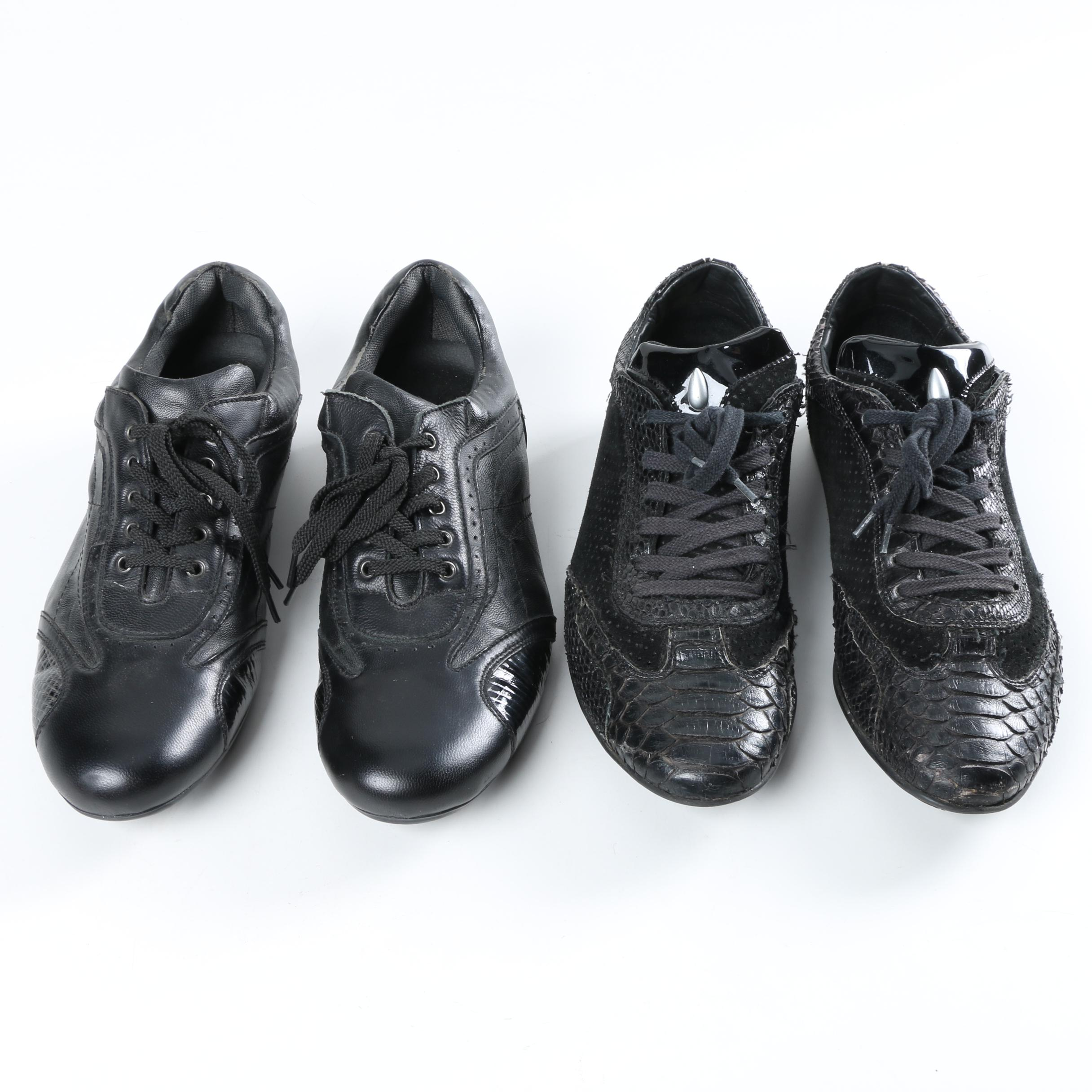 ROBERTO BOTTICELLI LIMITED Fashion Sneakers Mens Leather