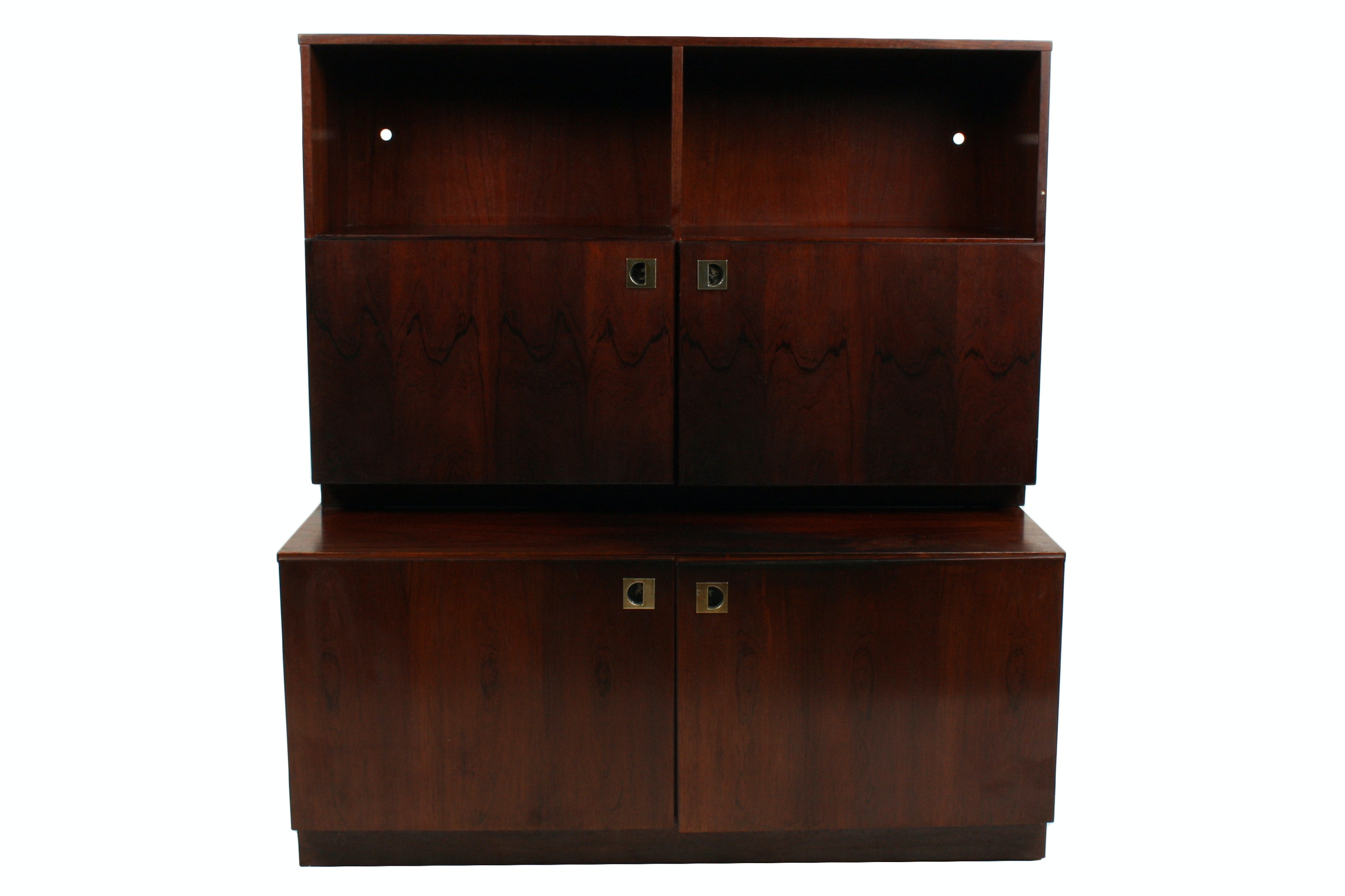 Mid Century Modern Storage and Display Cabinet