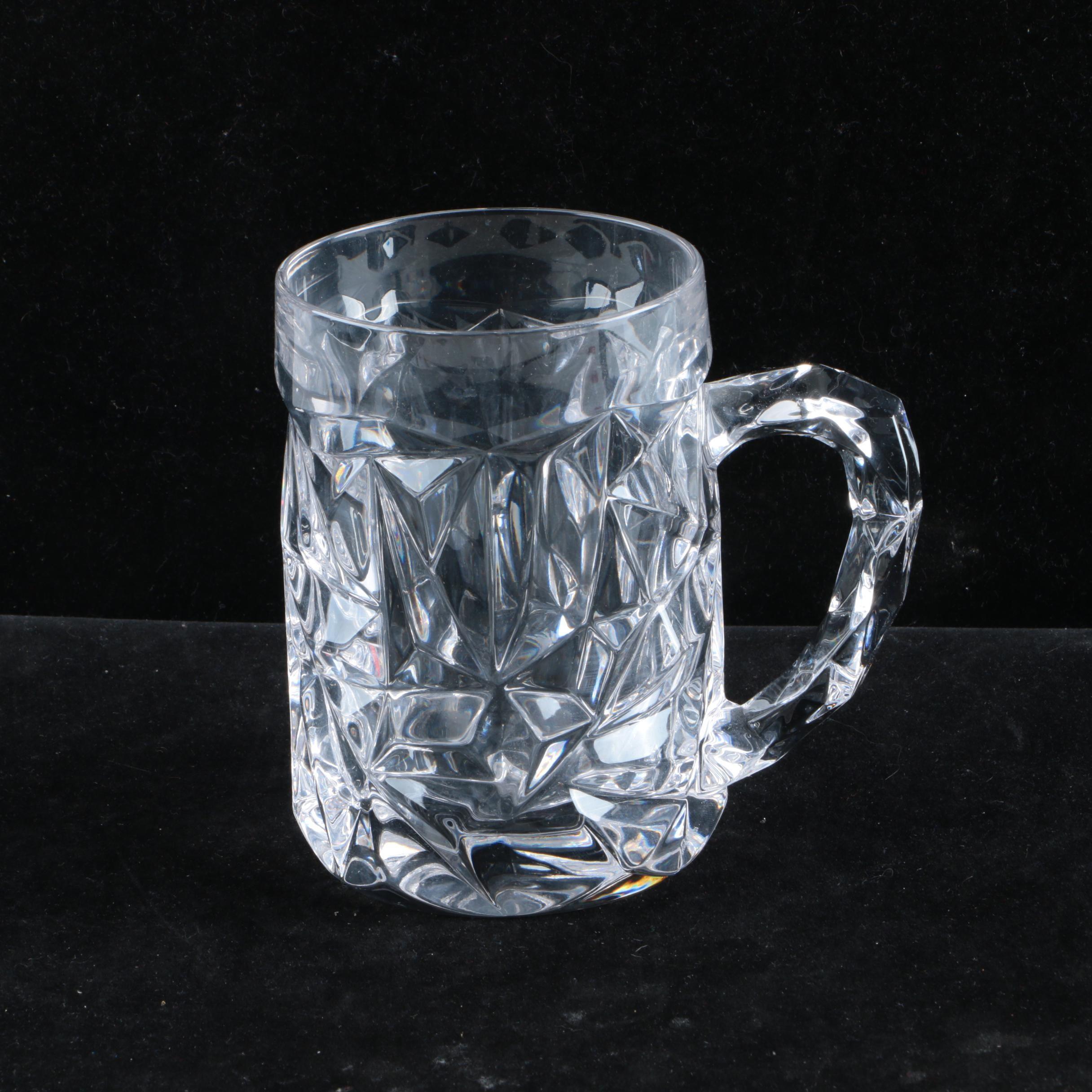 Tiffany & Co. Crystal Mug