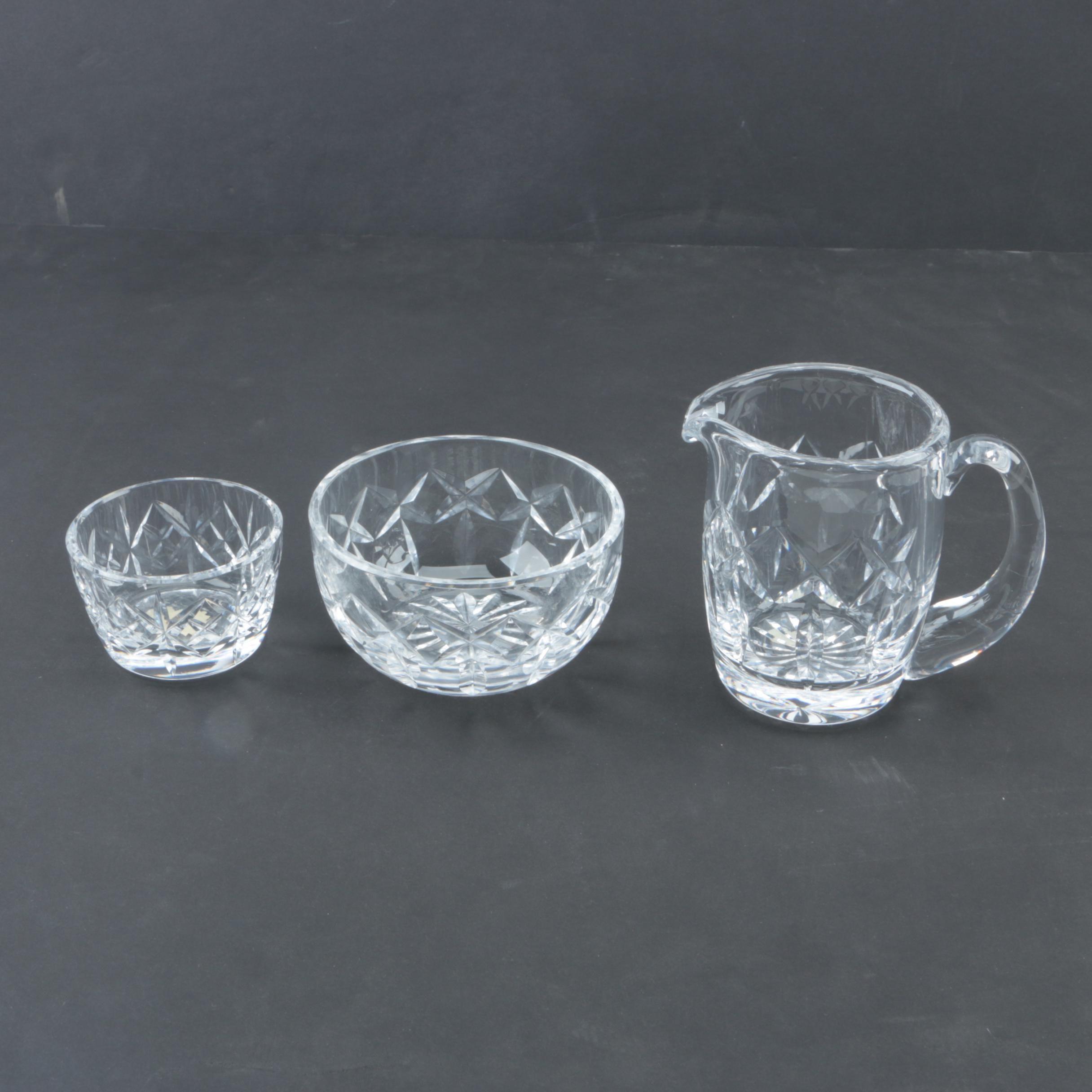 Waterford Crystal Tableware