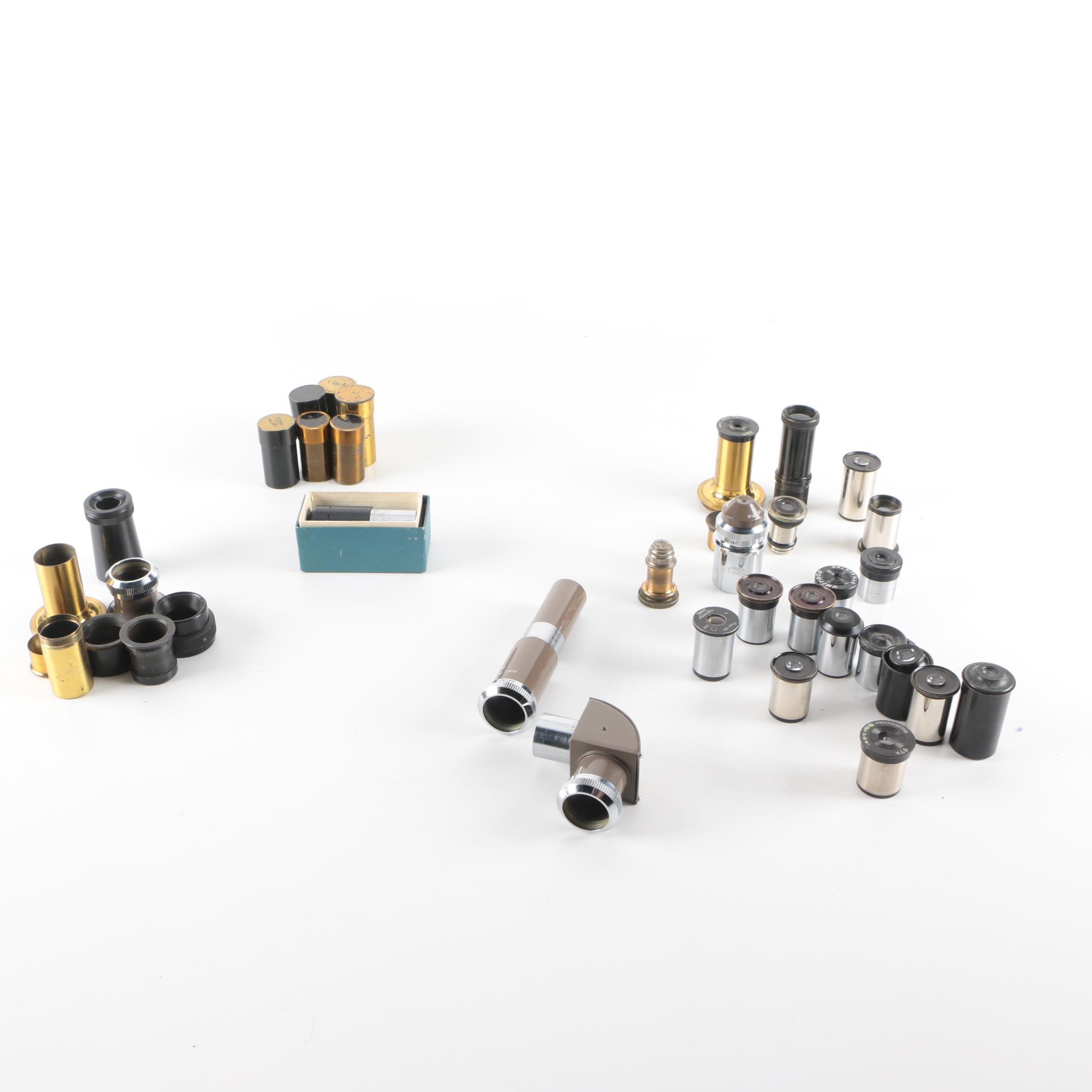 Microscope Optics and Accessories
