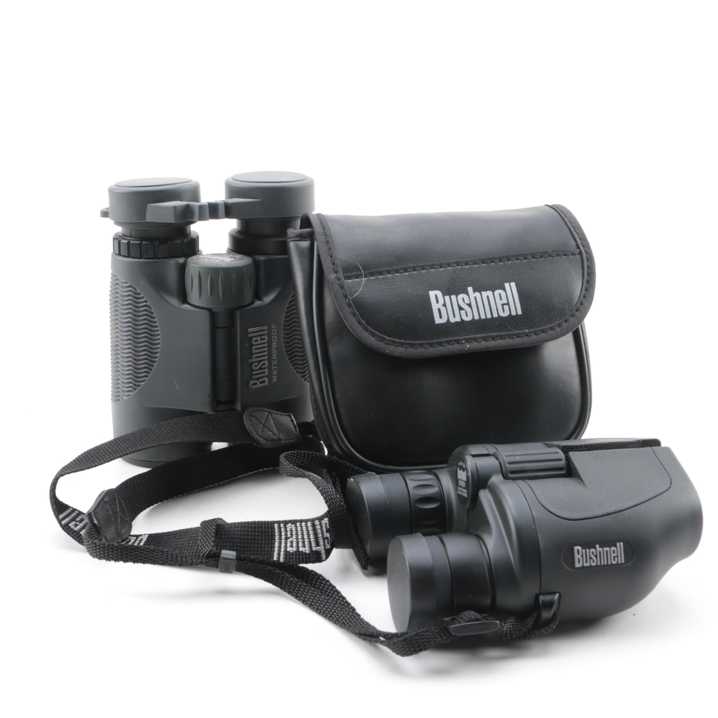 Binoculars and Opera Glasses Featuring Bushnell