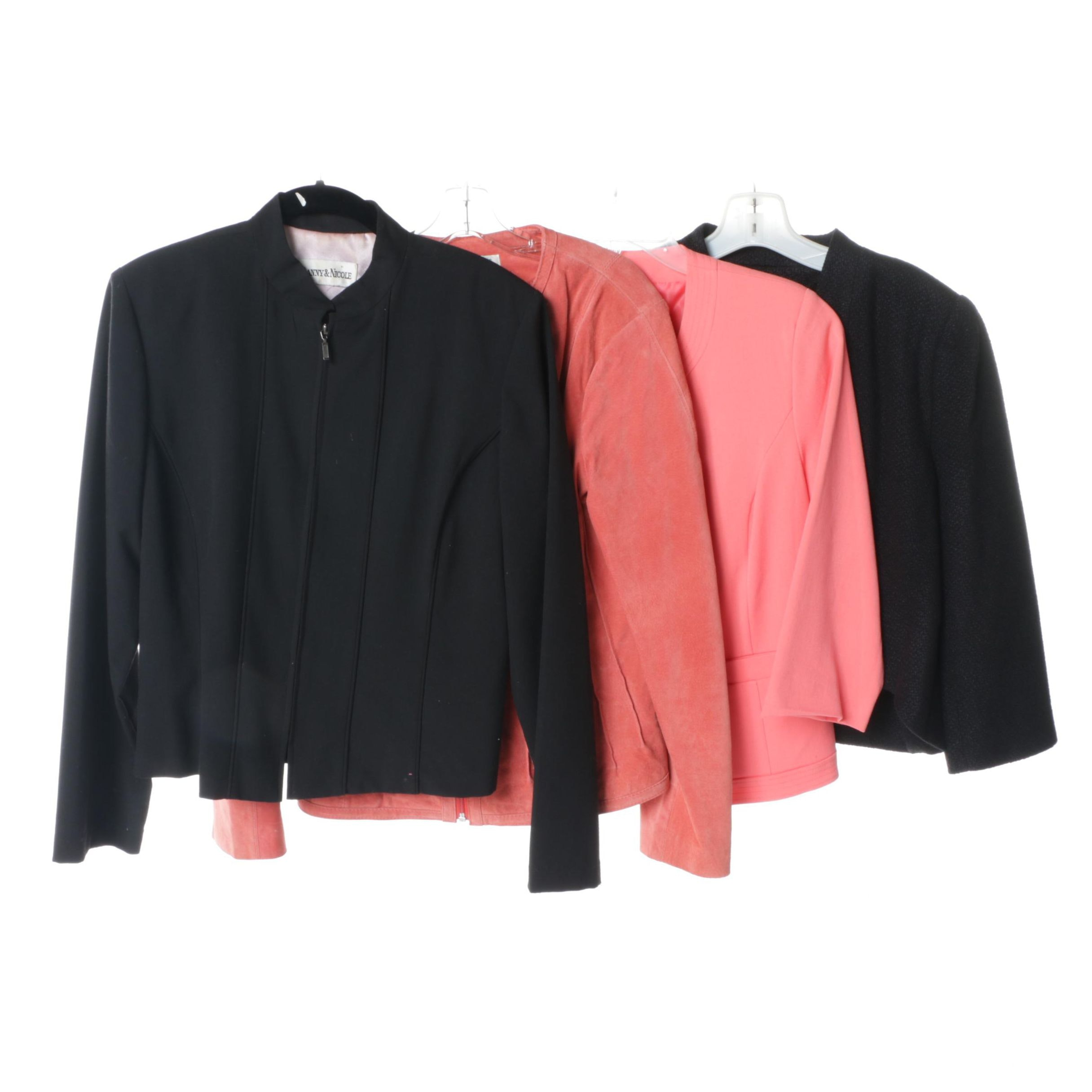 Women's Suit Jackets Including Elle and Russell Kemp