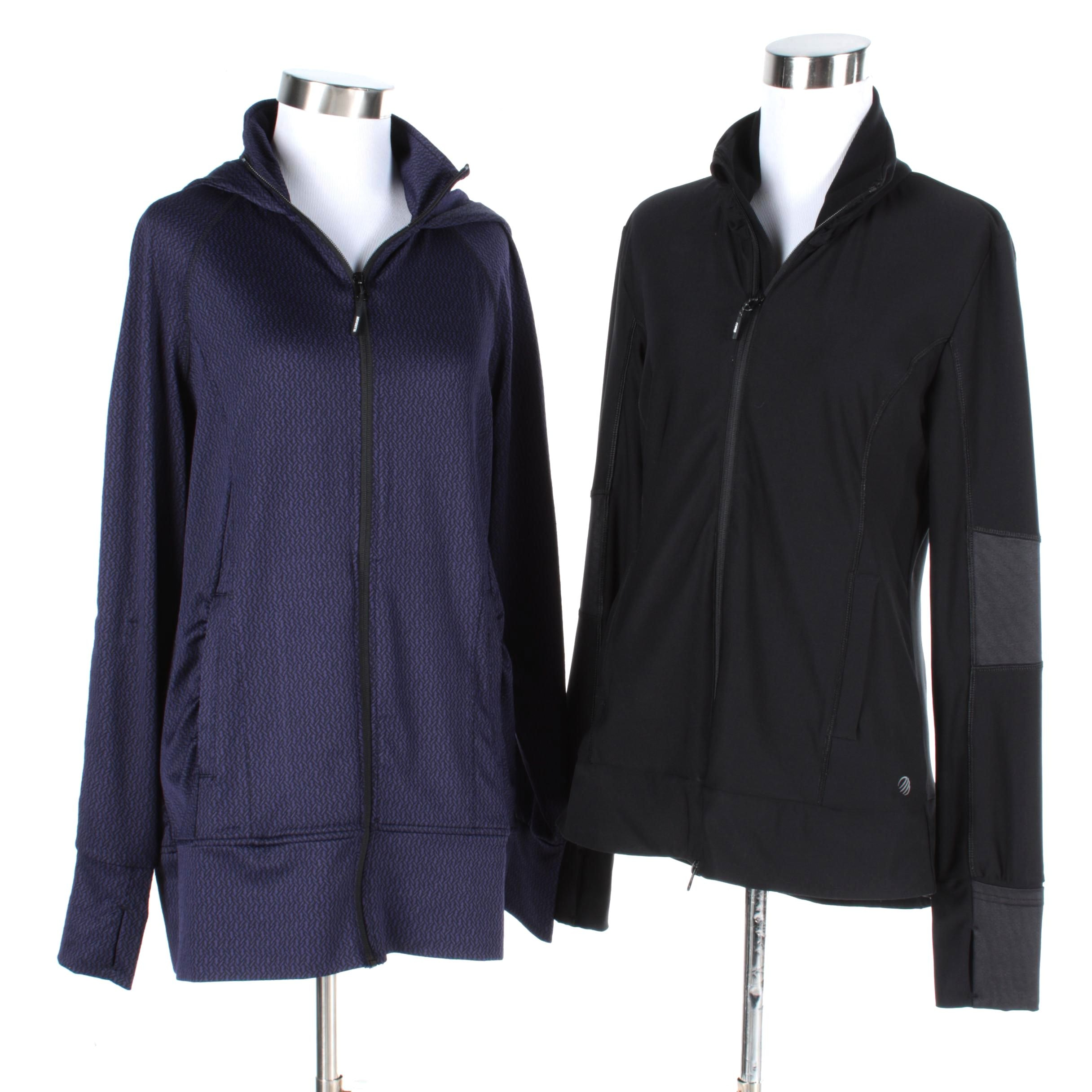 Women's Activewear Jackets Including Mondetta