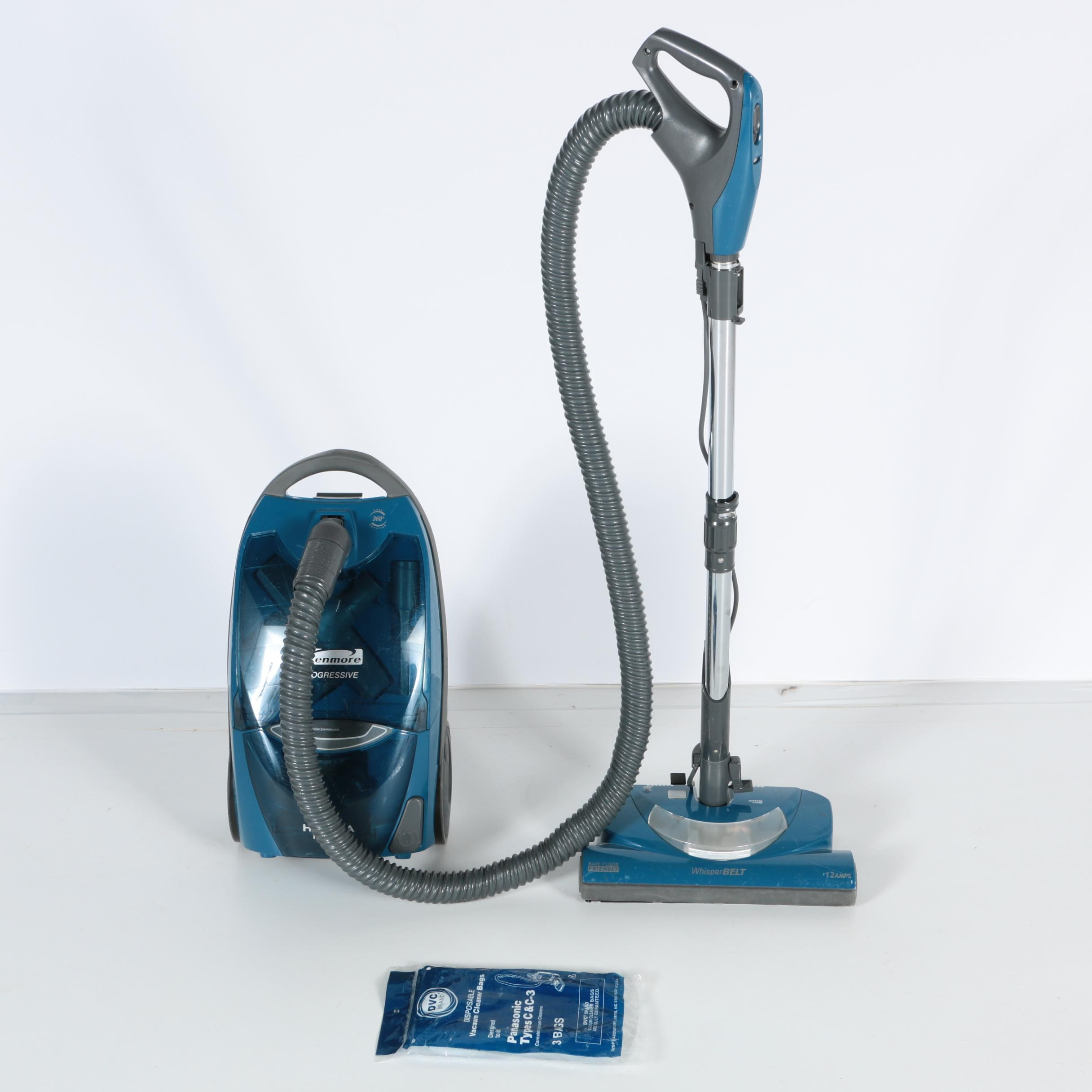 "Kenmore ""Progressive"" Canister Vacuum"
