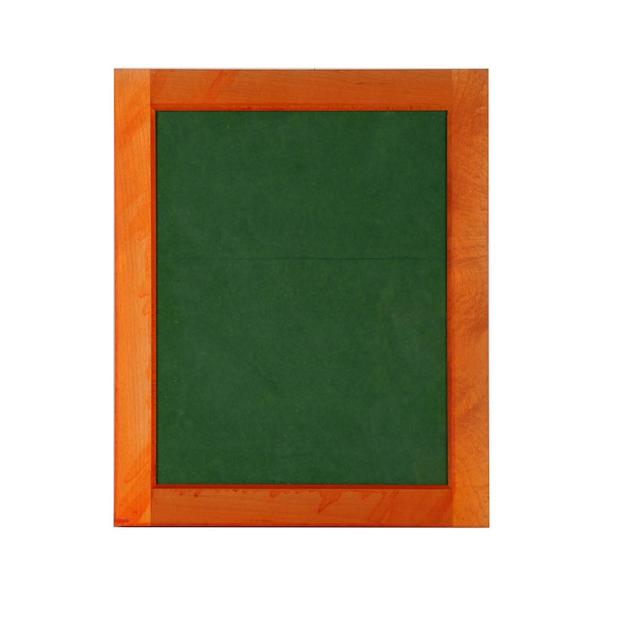 Premier Wooden Contact Printing Frame : EBTH
