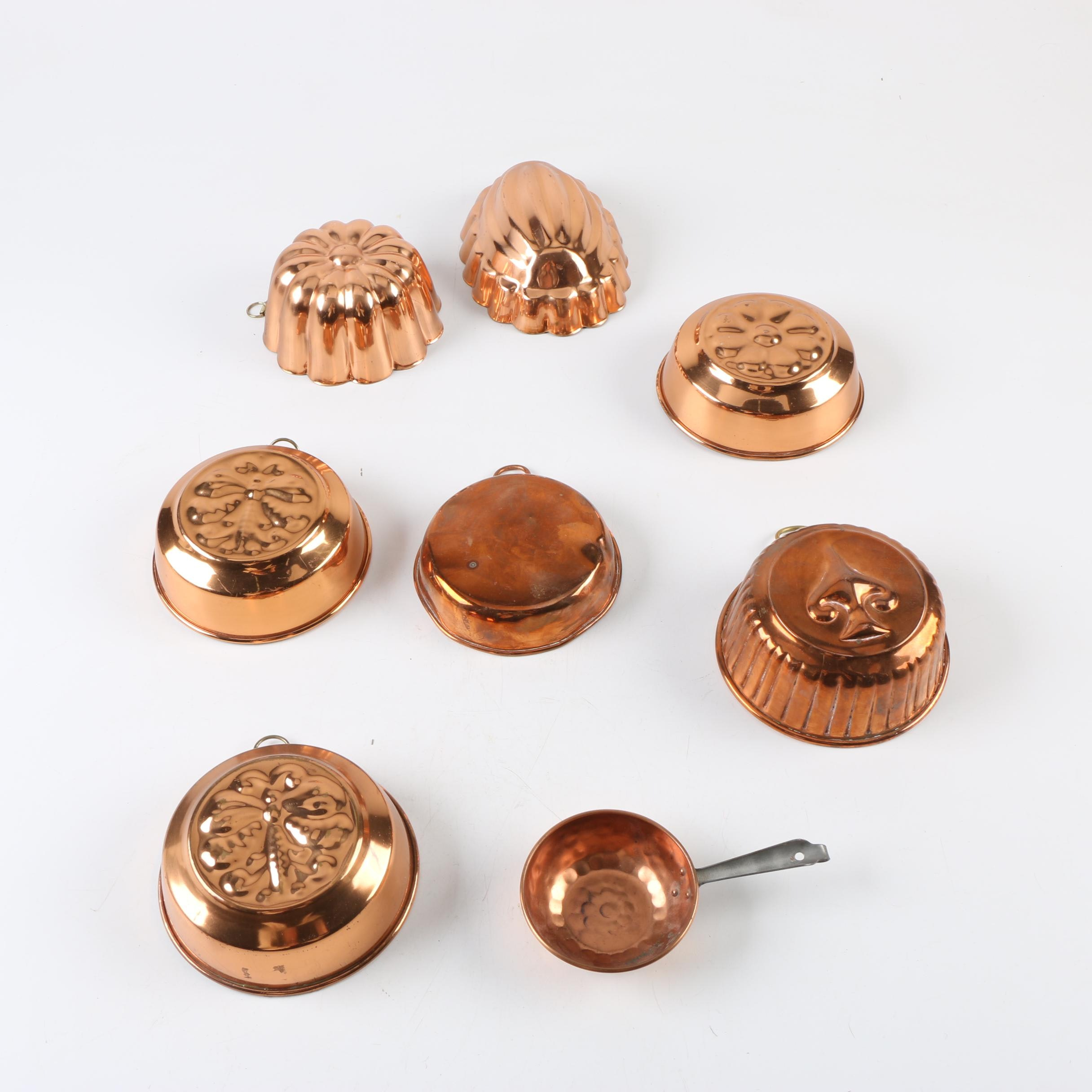 Copper Bakeware