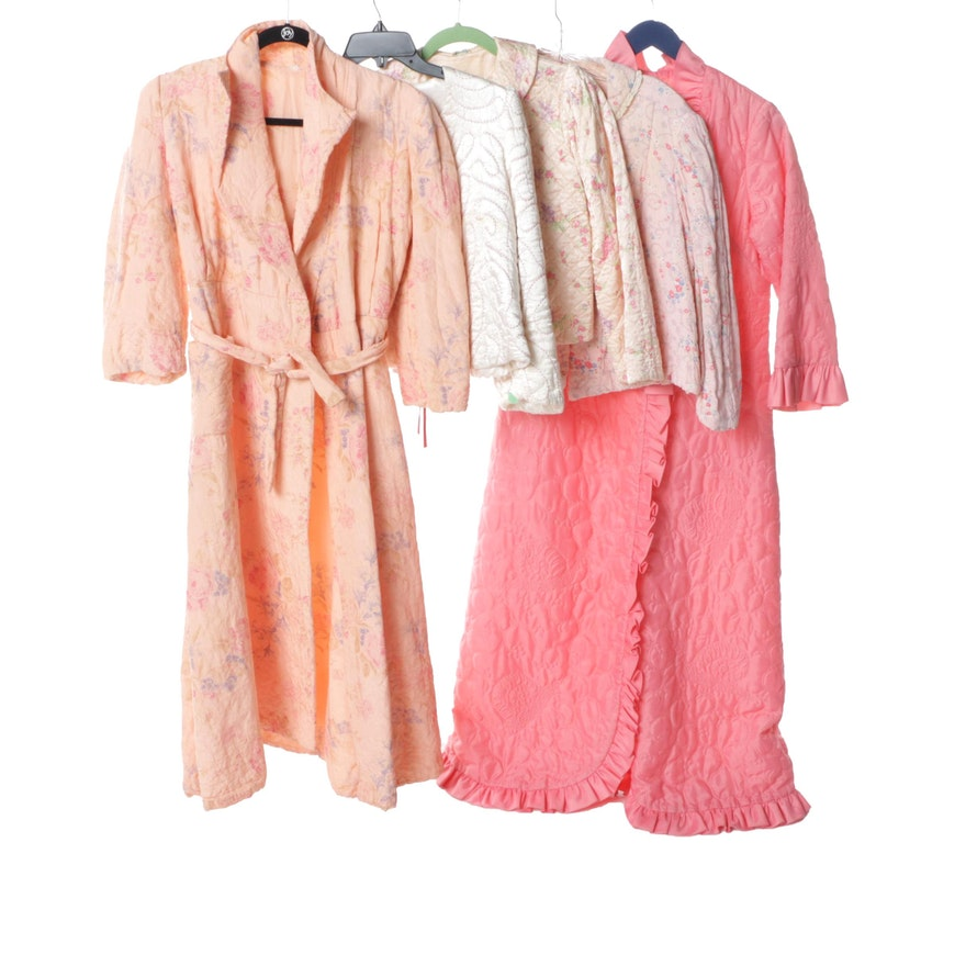 86c7ce918b Women s Vintage Quilted Robes and House Coats   EBTH