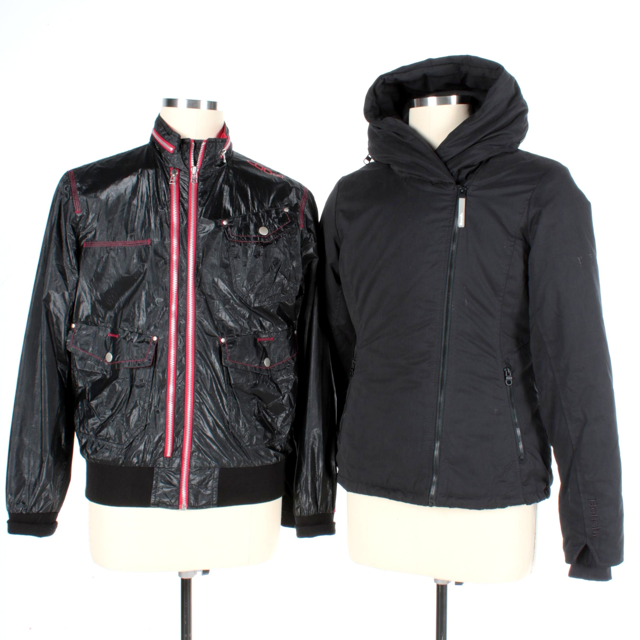 Women's Jackets Including C69 Coogi and Bench