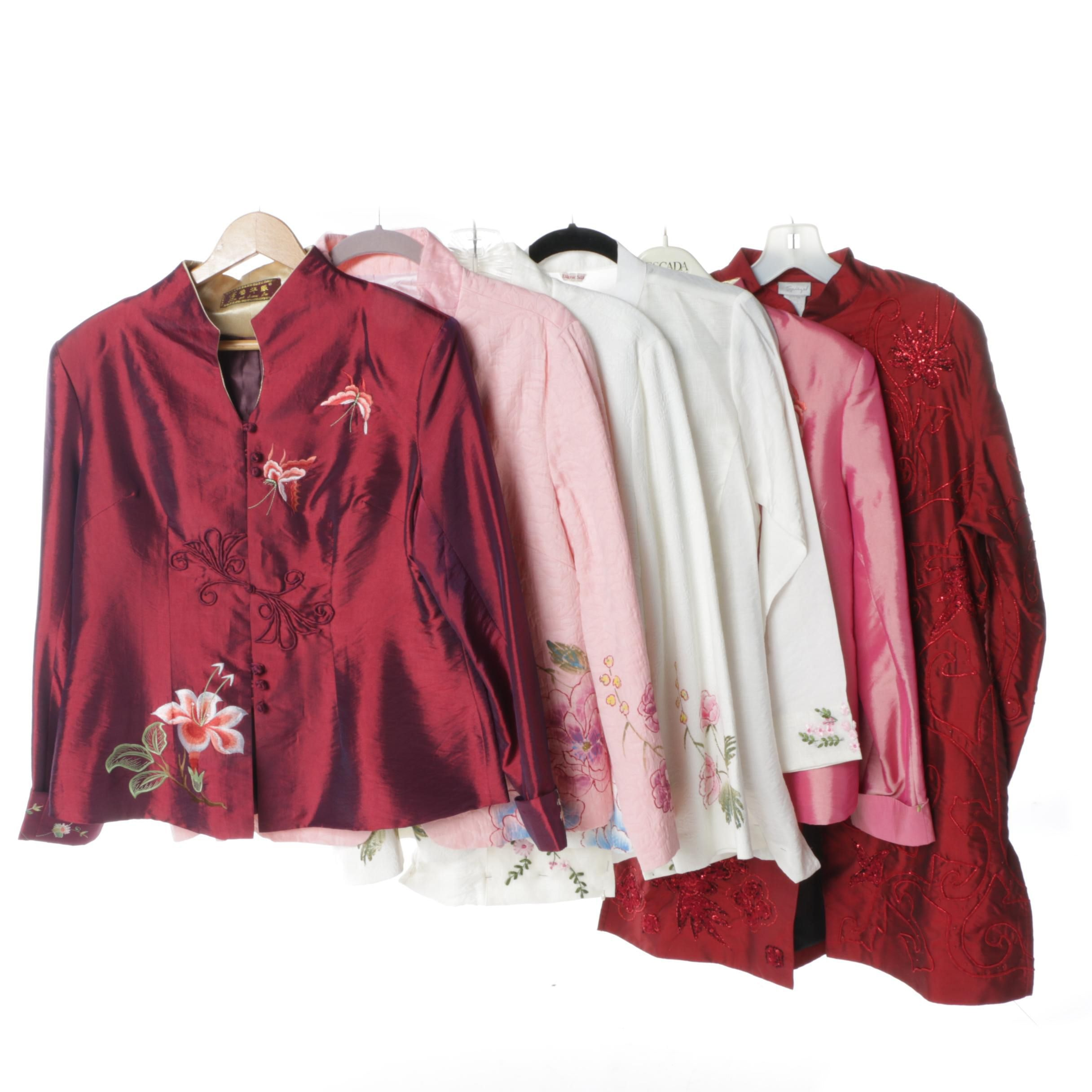 Women's Chinese Inspired Jackets