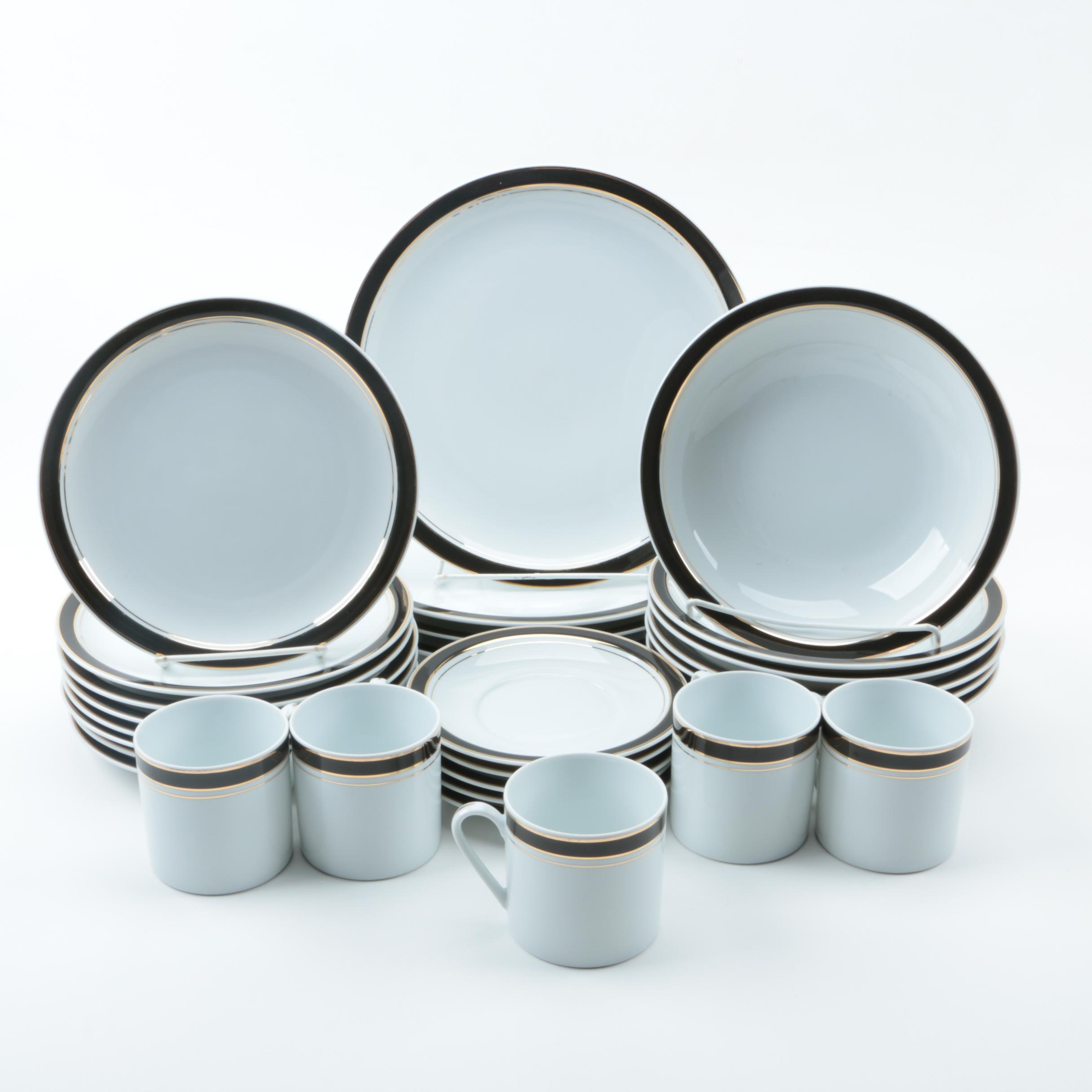 "Crown Porcelain ""Prestige"" Tableware"