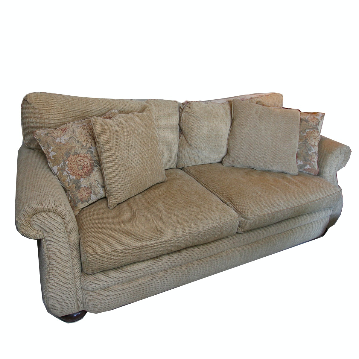 Upholstered Sofa by Hickory Mark
