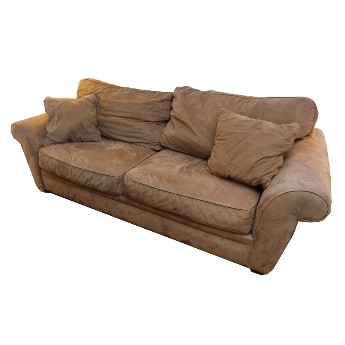 Upholstered Sofa by Havertys