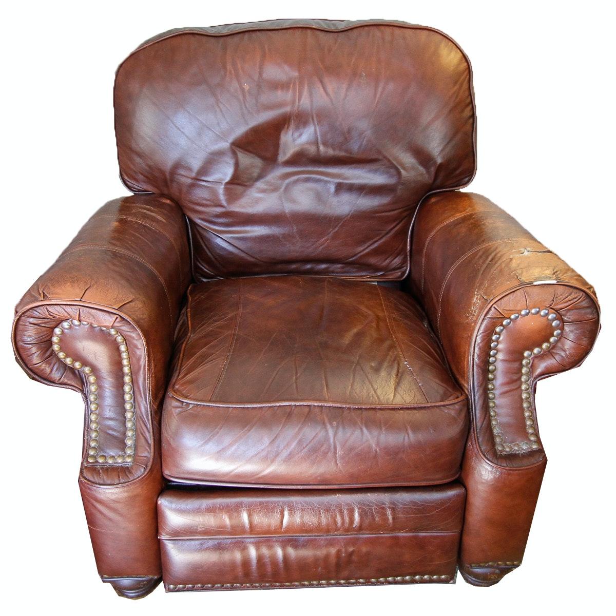 Vintage Leather Recliner