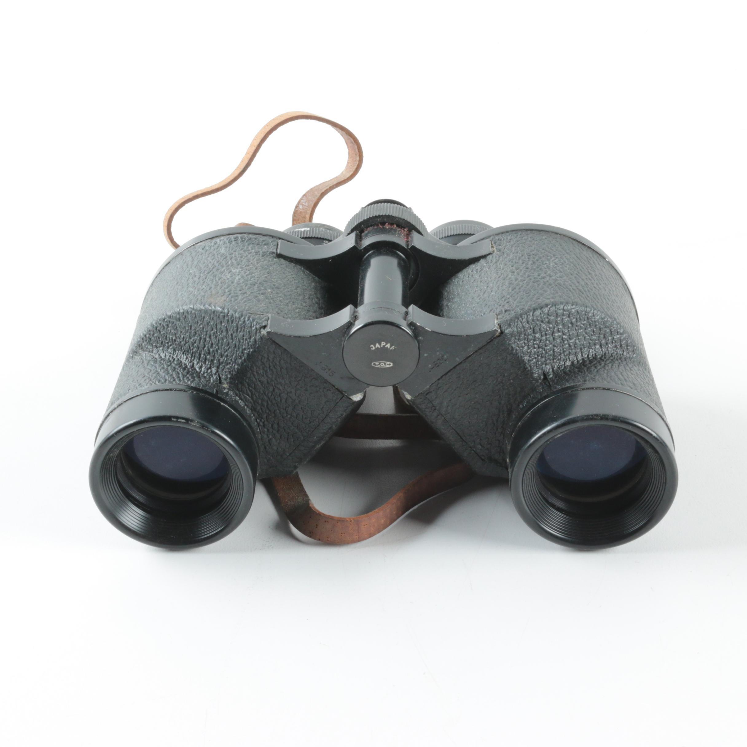 Vintage Royal Crown Binoculars
