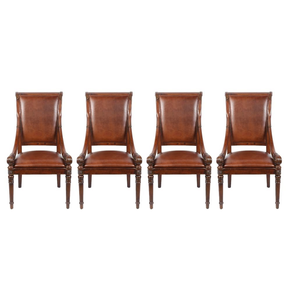 Regency Style Dining Chairs by Hooker Furniture