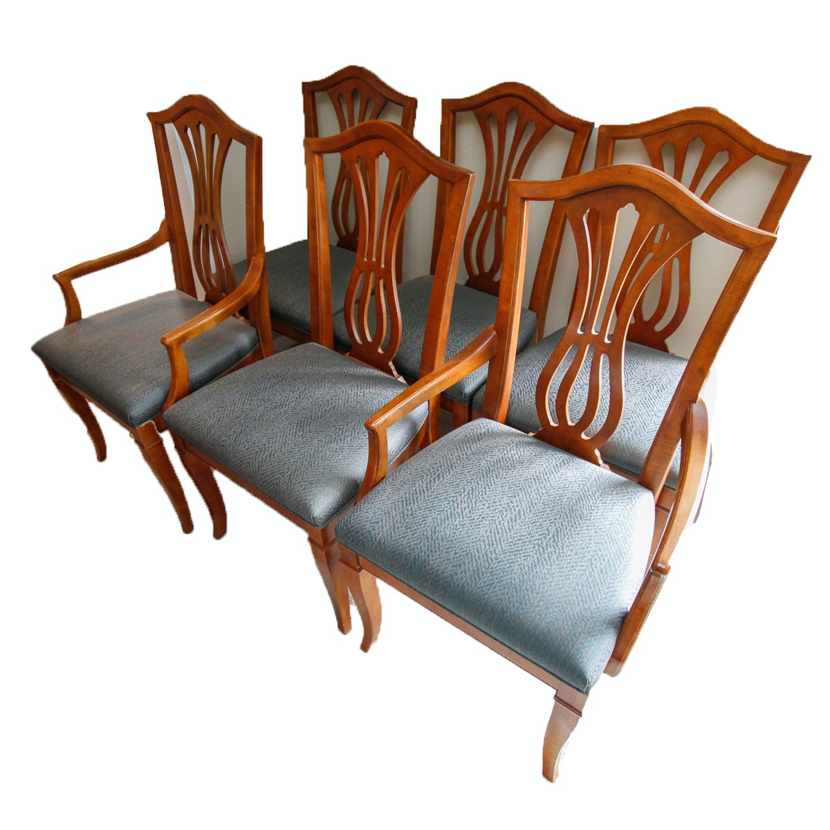 Set of Dining Chairs by Drexel-Heritage