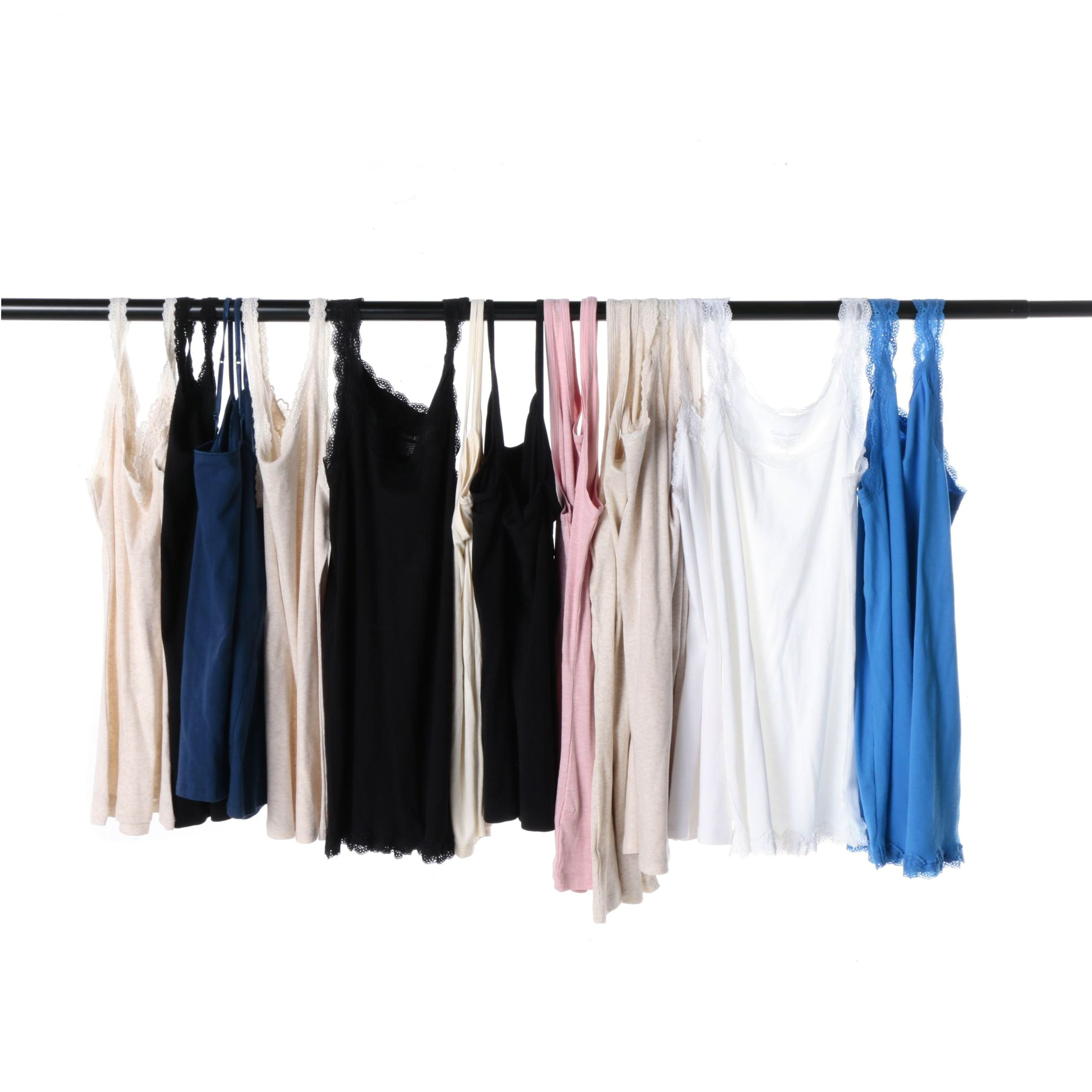 Women's Calvin Klein and Mossimo Tank Tops and Camisoles