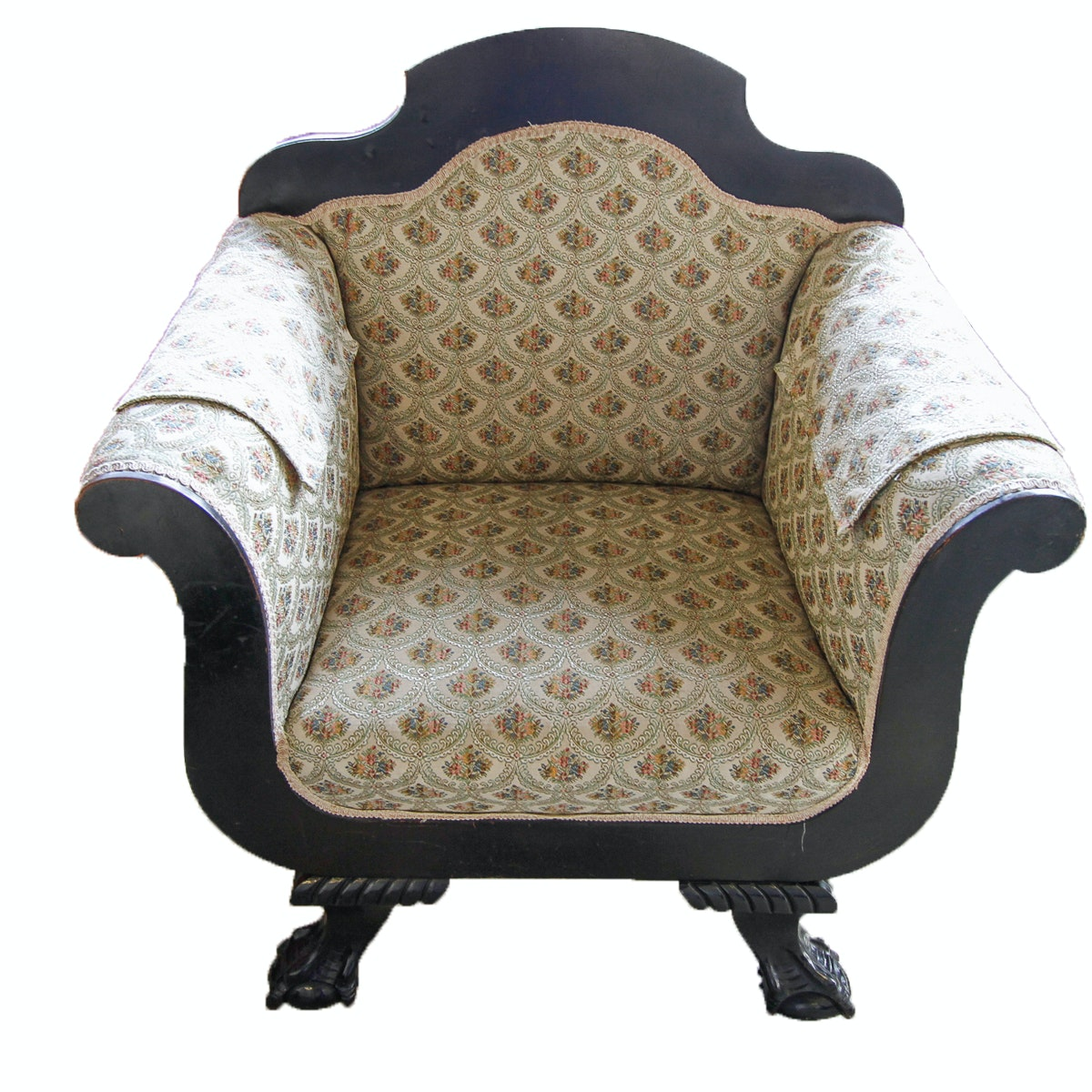 Vintage Empire Style Armchair