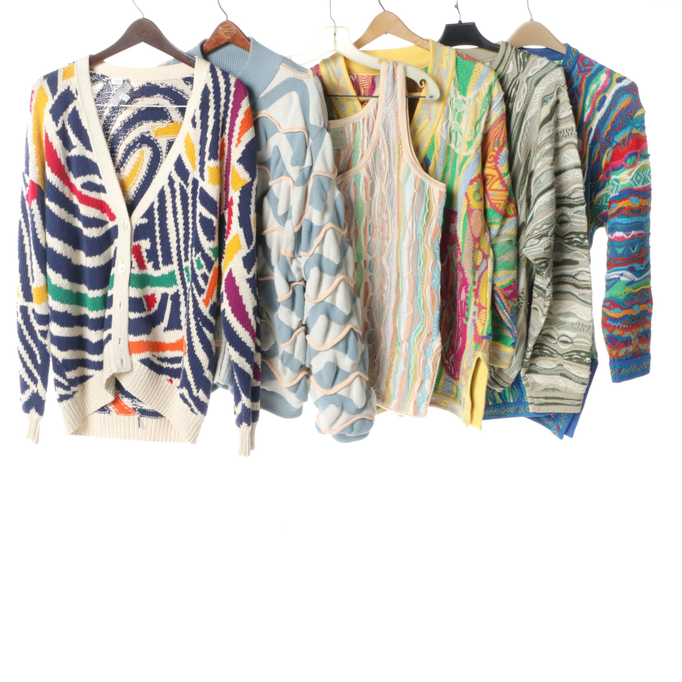 Women's Vintage Coogi Sweaters and Cardigans