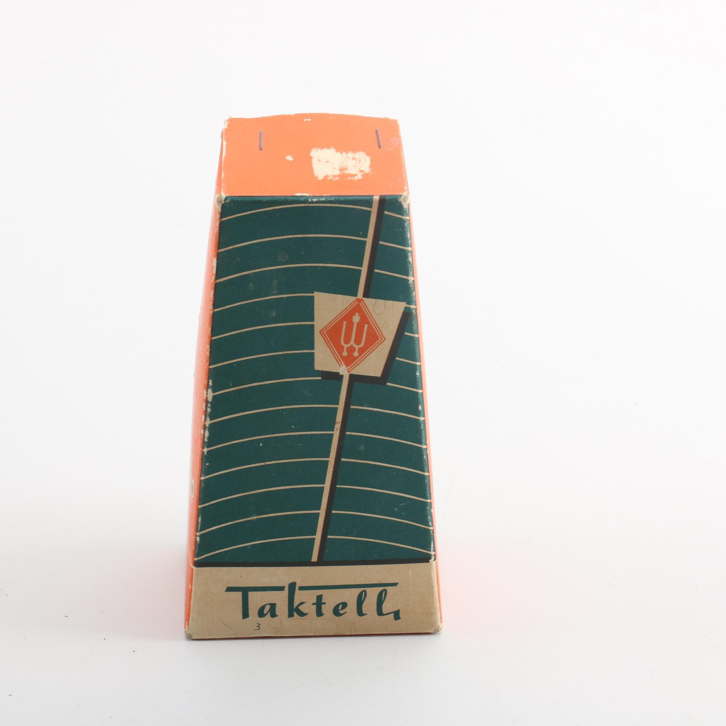 """Vintage Wittner Taktell """"Piccolo"""" Metronome"""