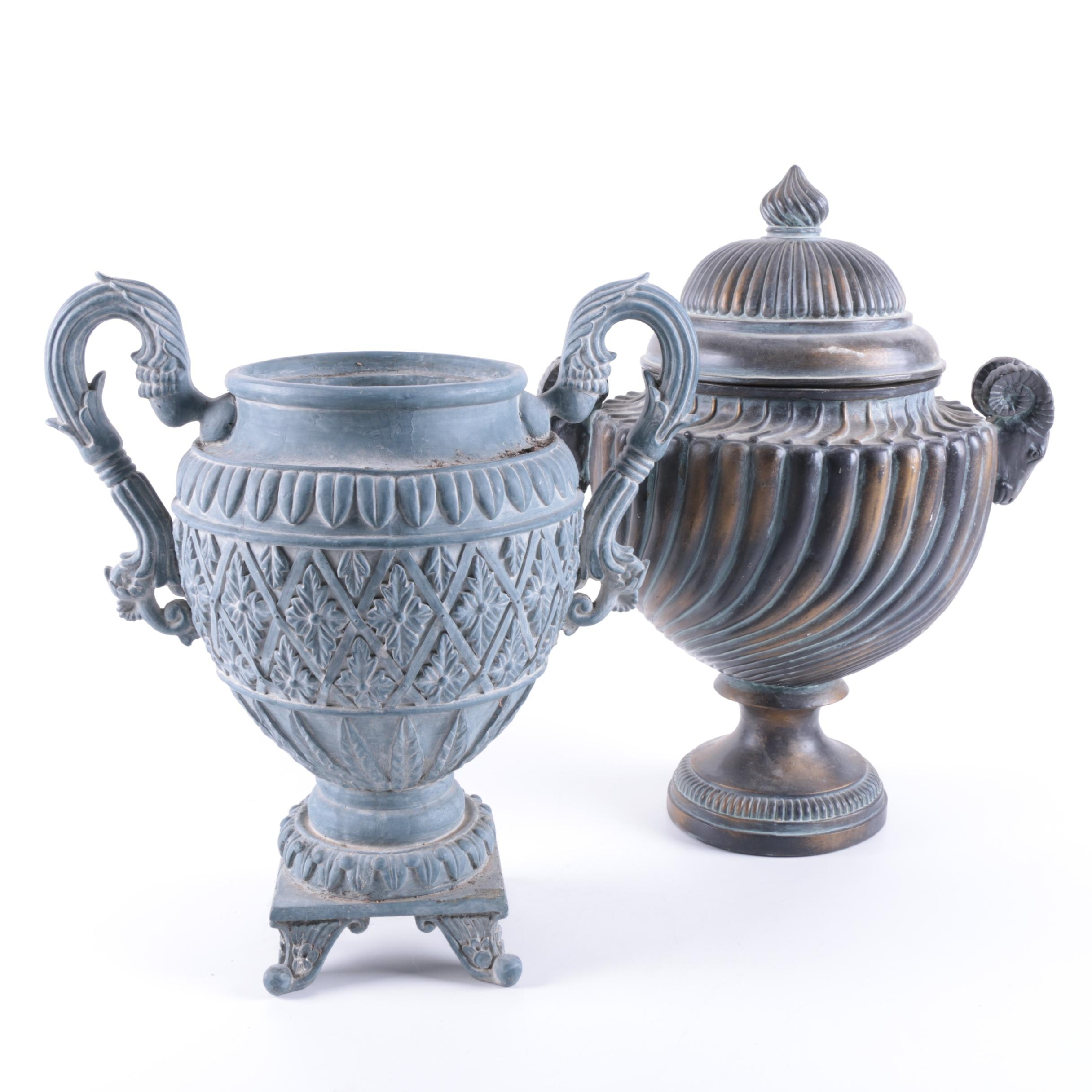 Decorative Urns